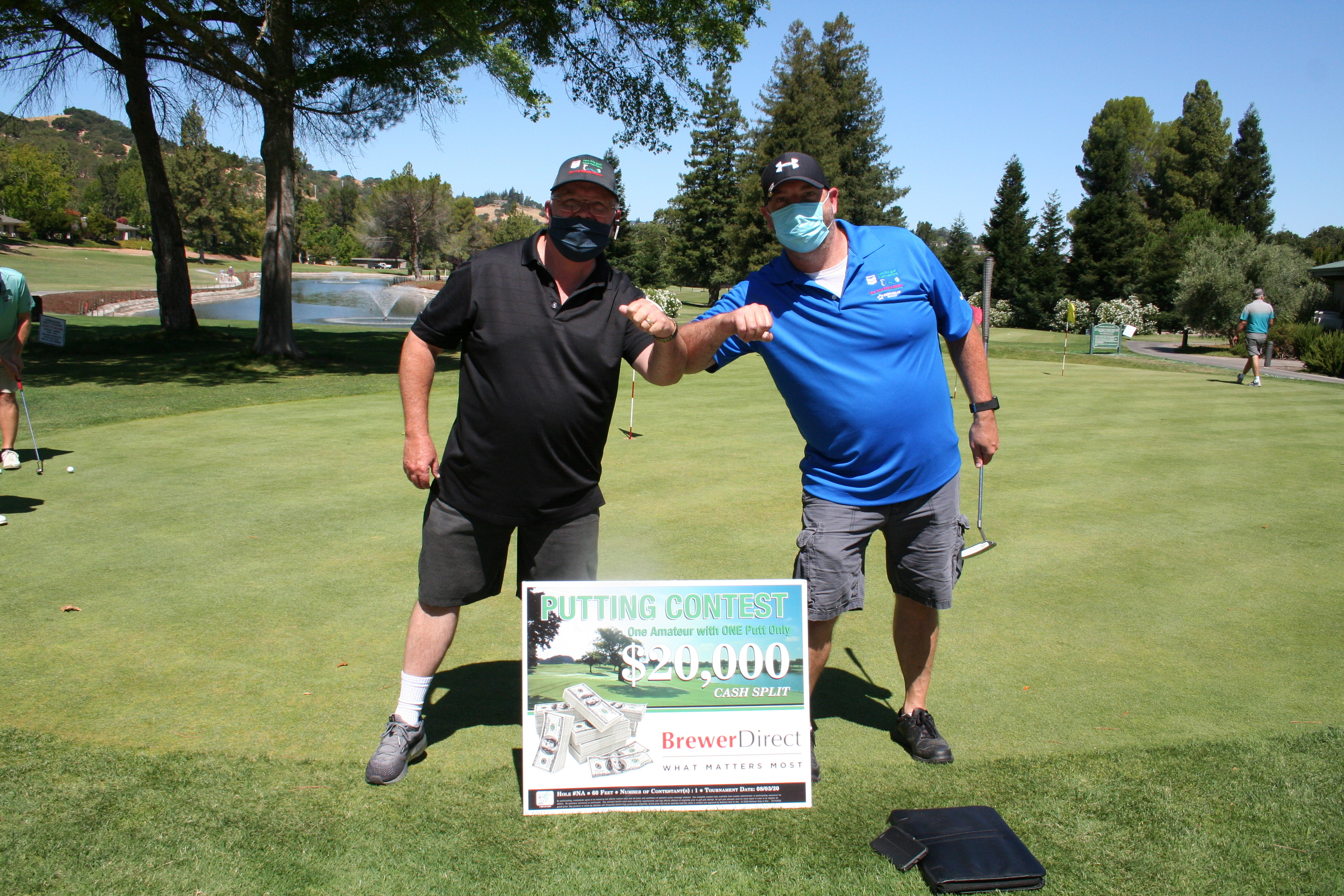Bay Area Rescue Mission - 26th Annual New Life Golf Tournament gallery image #1