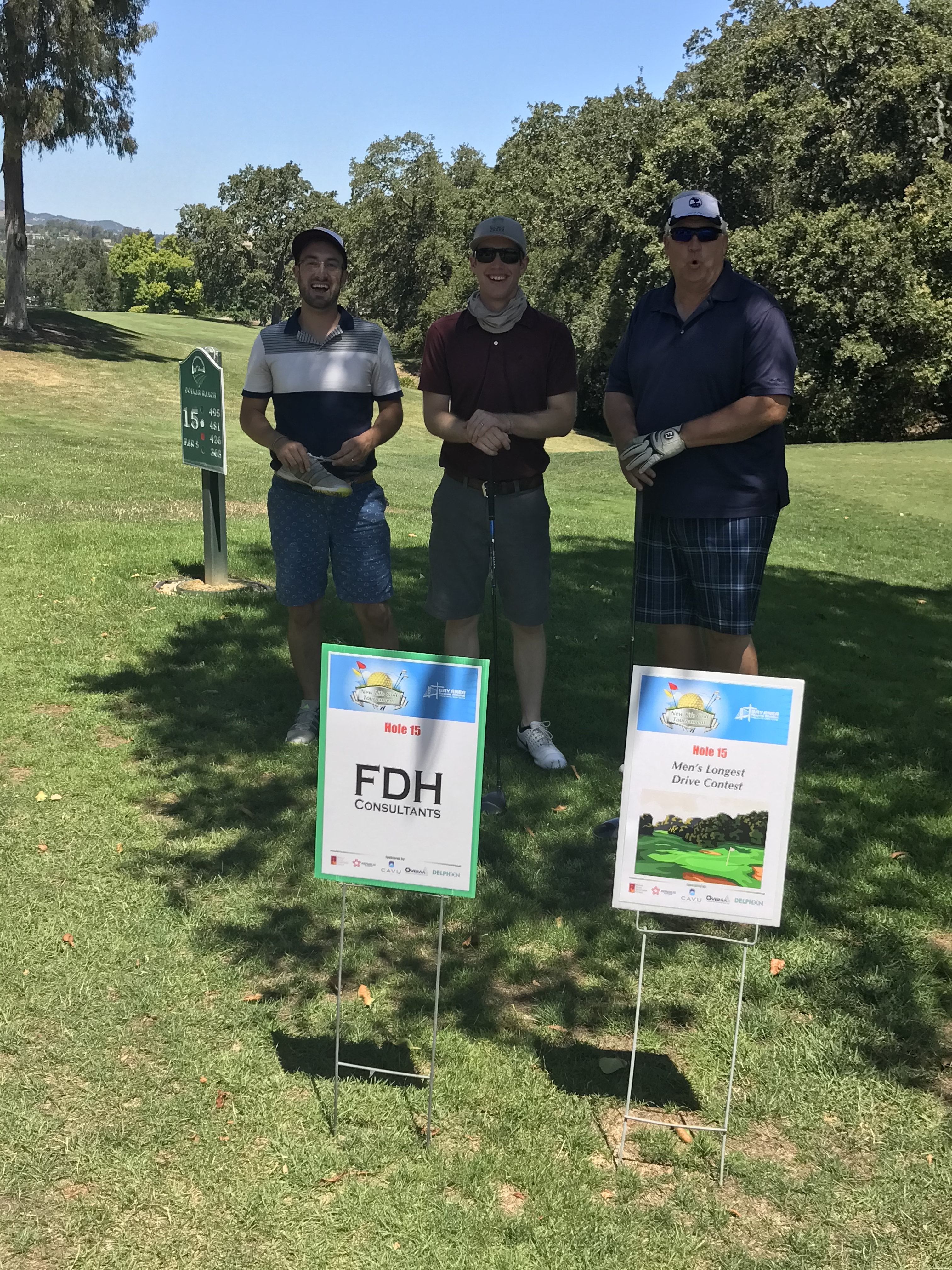 Bay Area Rescue Mission - 26th Annual New Life Golf Tournament gallery image #2
