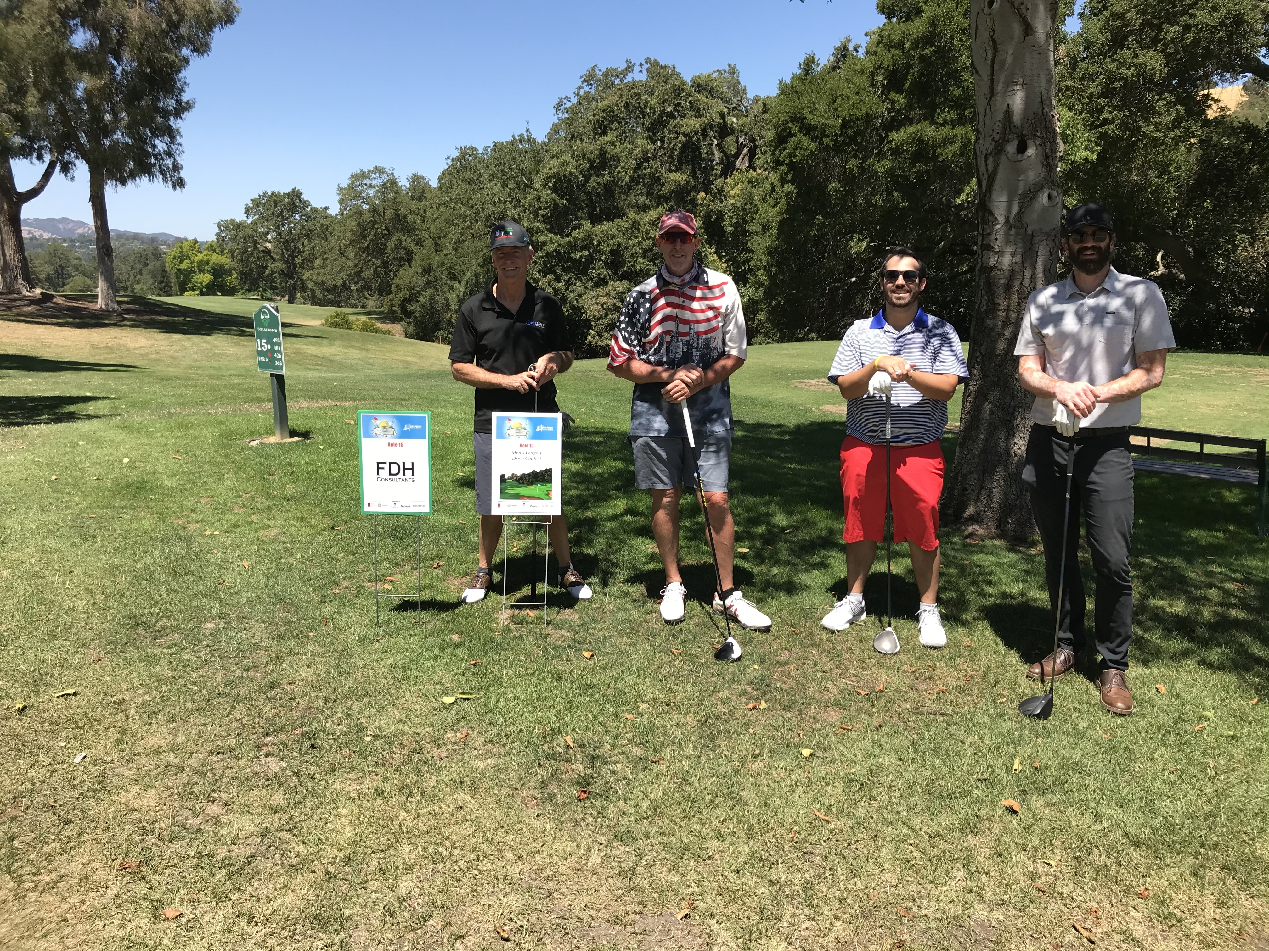 Bay Area Rescue Mission - 26th Annual New Life Golf Tournament gallery image #3