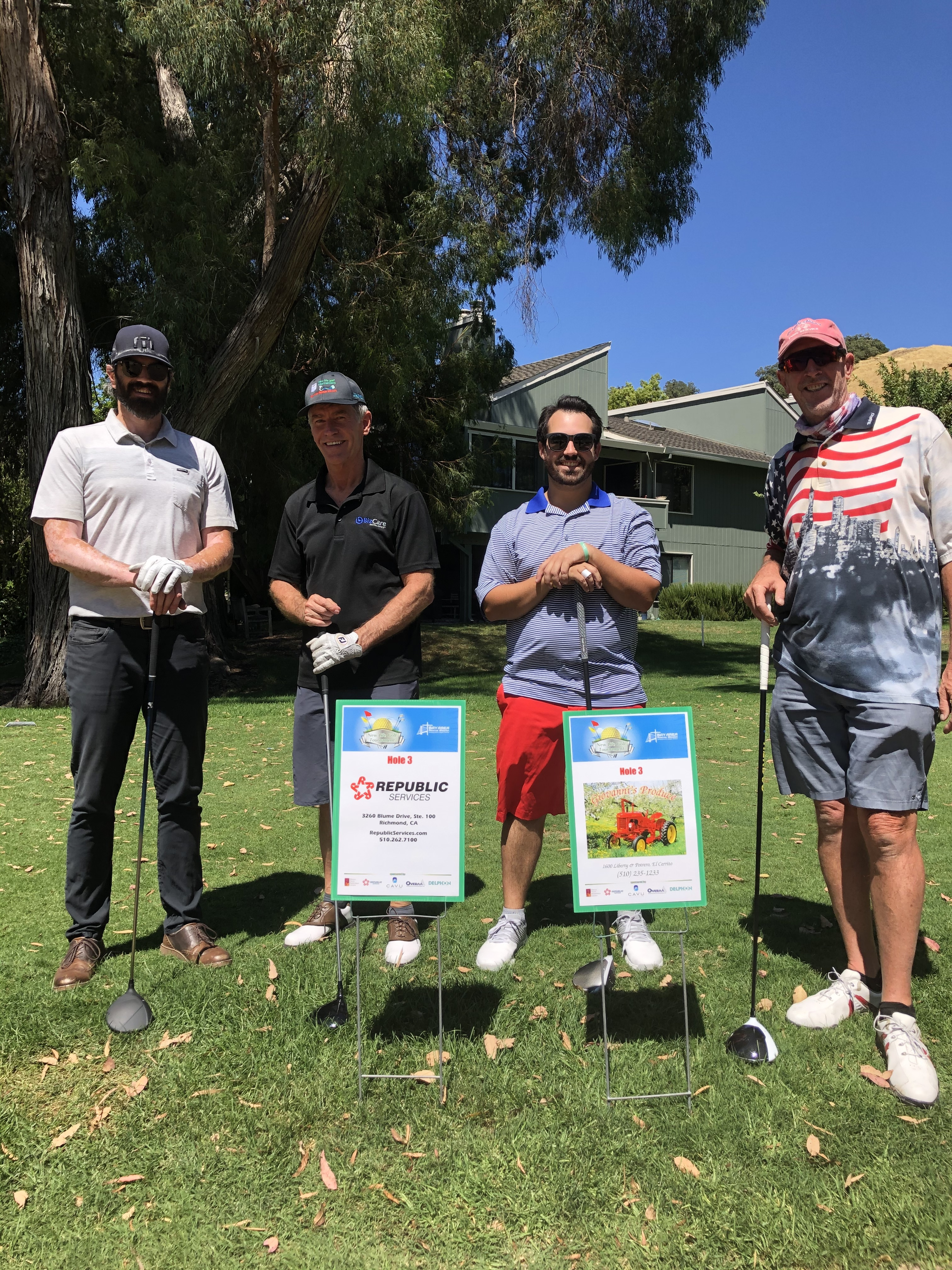 Bay Area Rescue Mission - 26th Annual New Life Golf Tournament gallery image #4
