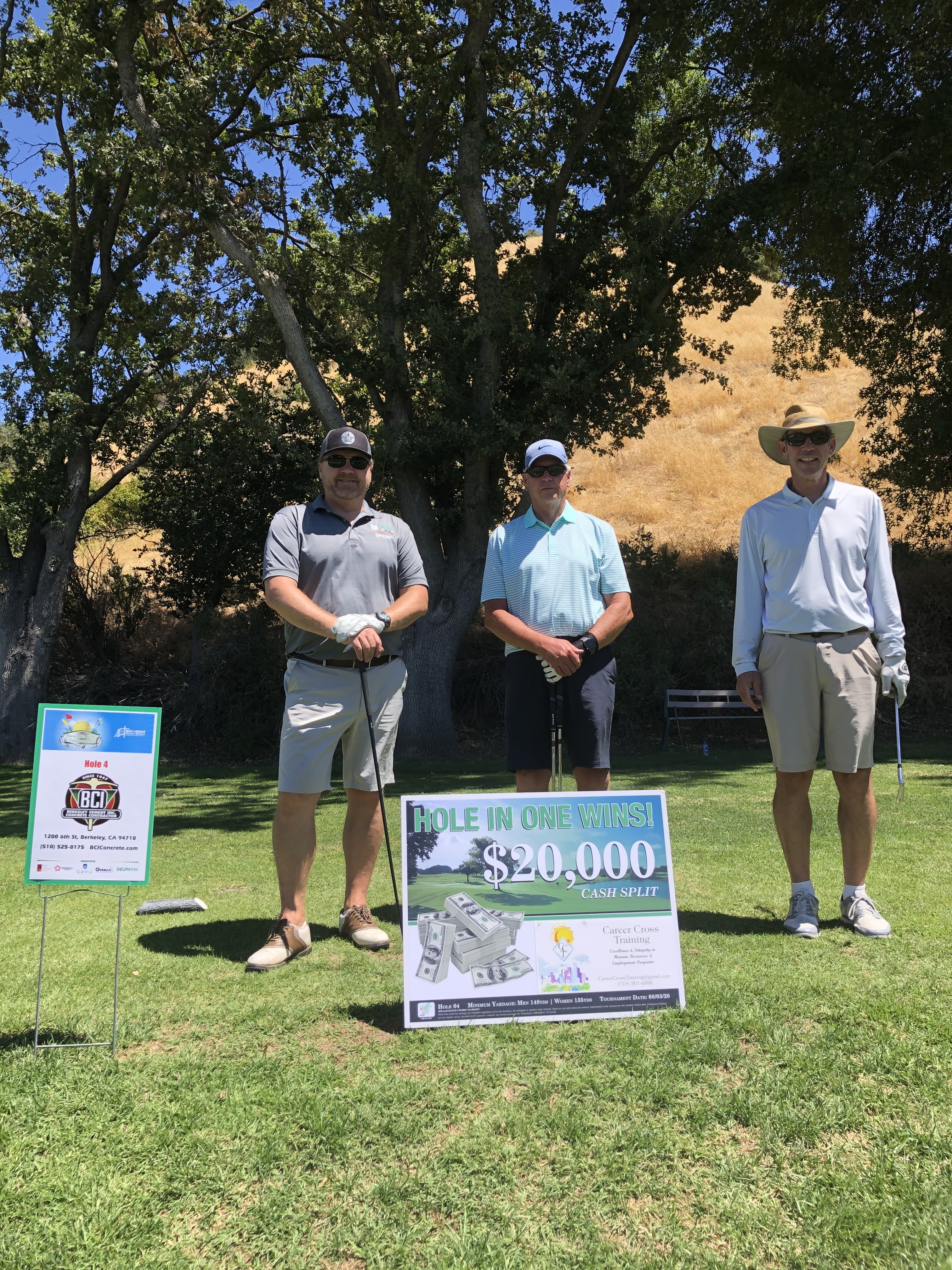Bay Area Rescue Mission - 26th Annual New Life Golf Tournament gallery image #7