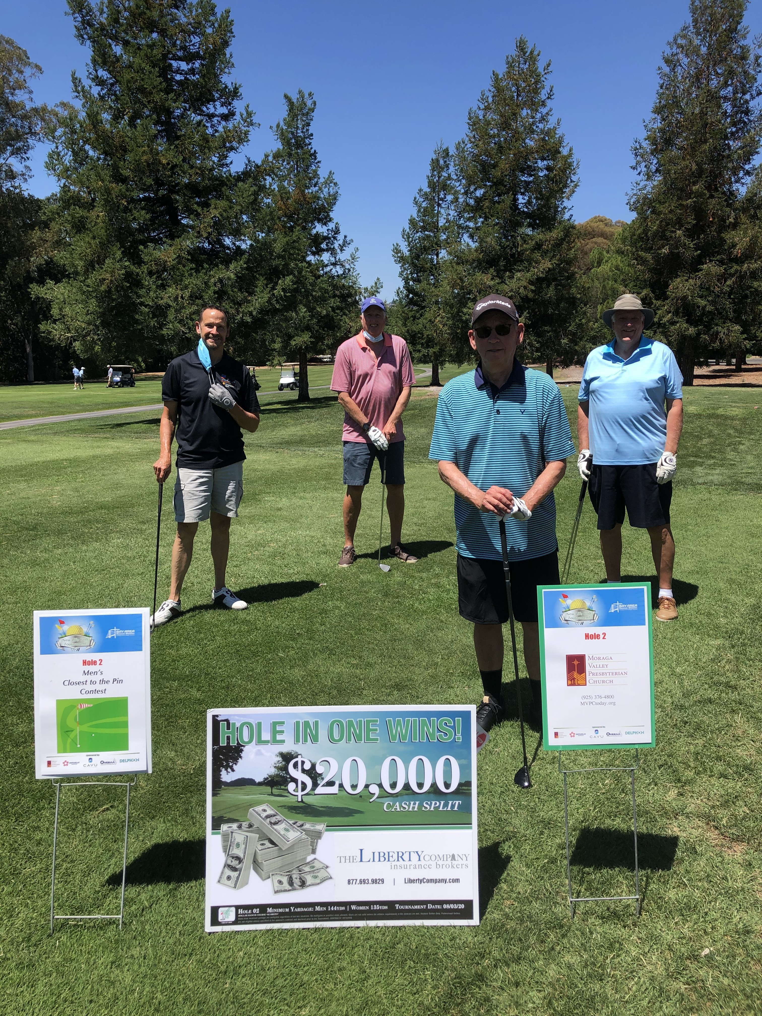 Bay Area Rescue Mission - 26th Annual New Life Golf Tournament gallery image #8
