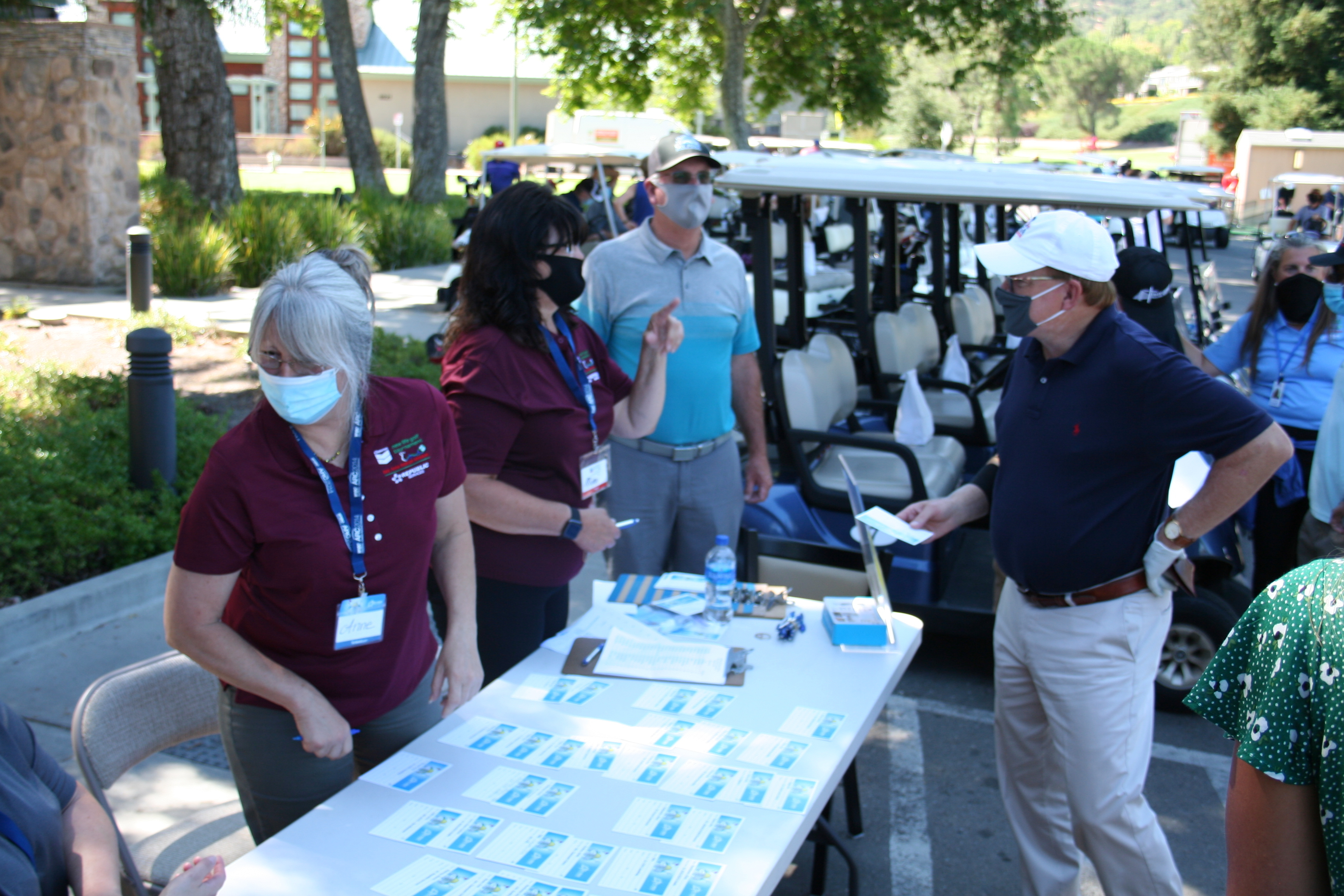 Bay Area Rescue Mission - 26th Annual New Life Golf Tournament gallery image #9