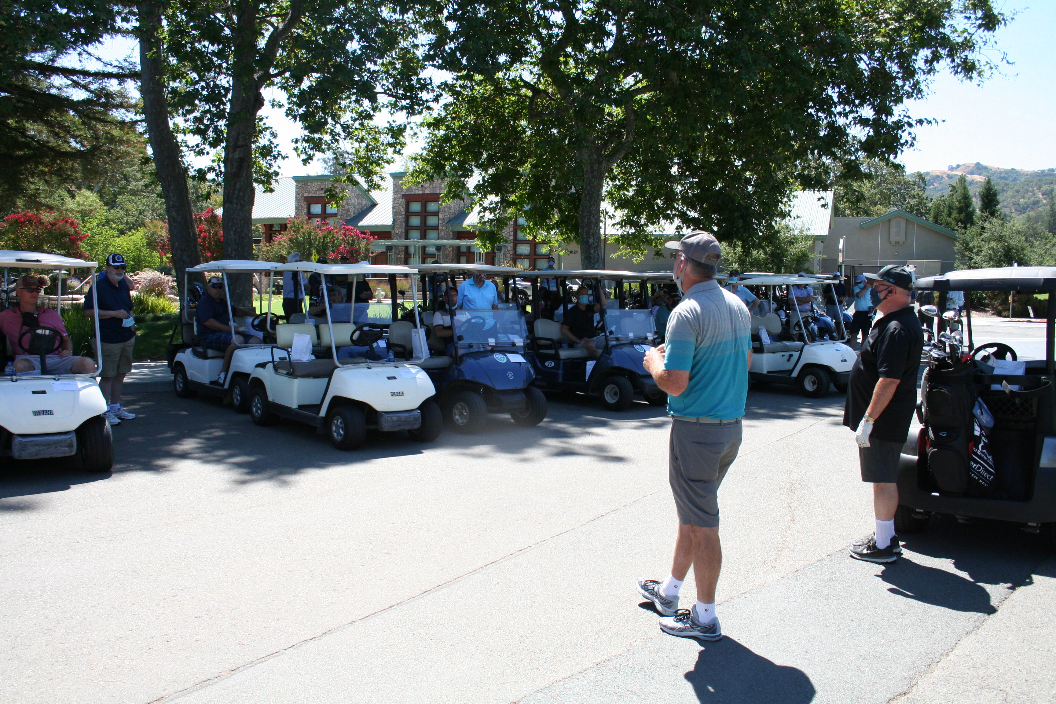 Bay Area Rescue Mission - 26th Annual New Life Golf Tournament gallery image #12
