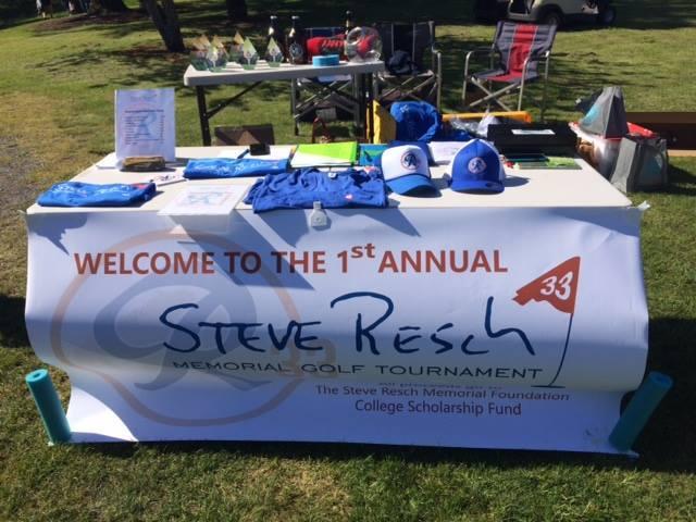 2021 Steve Resch Memorial Golf Tournament gallery image #1
