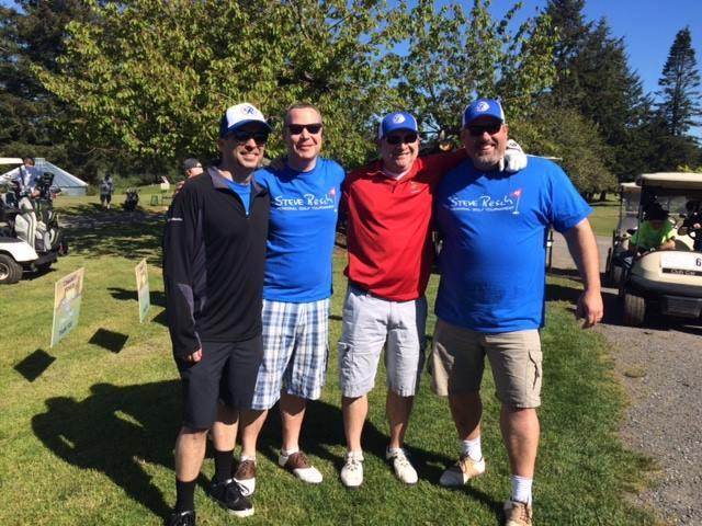 2021 Steve Resch Memorial Golf Tournament gallery image #2