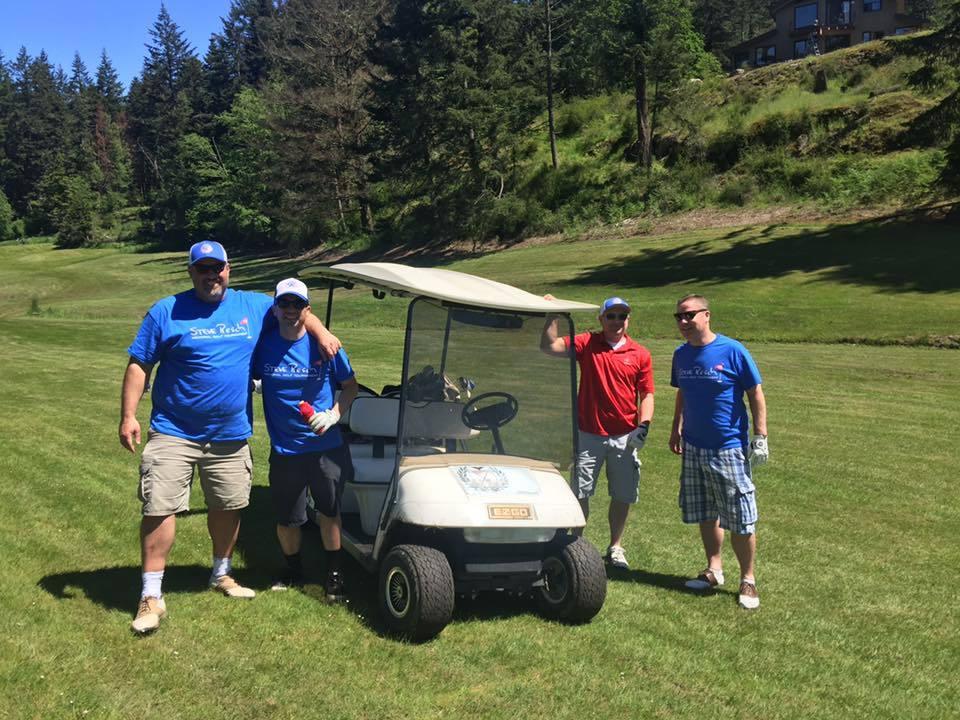 2021 Steve Resch Memorial Golf Tournament gallery image #3