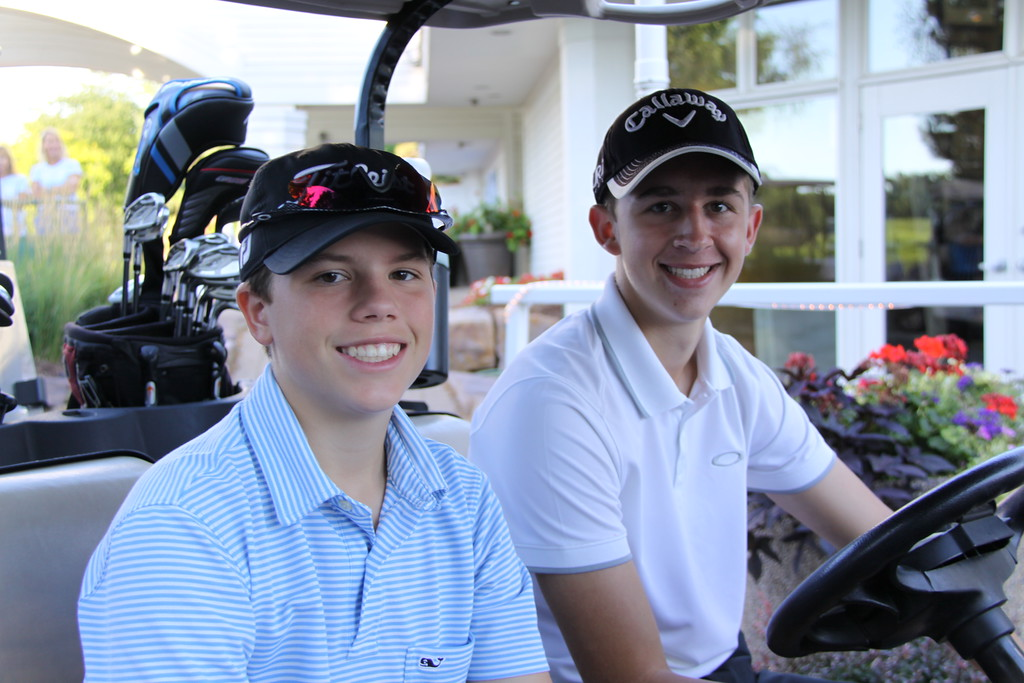 2nd Annual Sydney M Galleger Memorial Golf Event gallery image #15