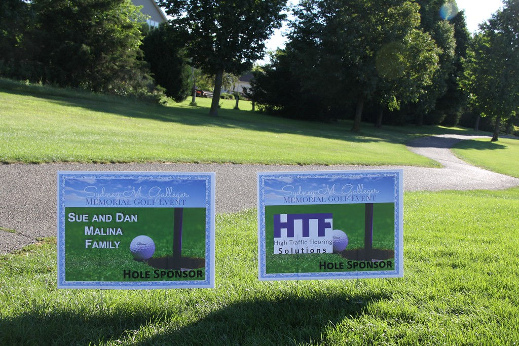 2nd Annual Sydney M Galleger Memorial Golf Event gallery image #16