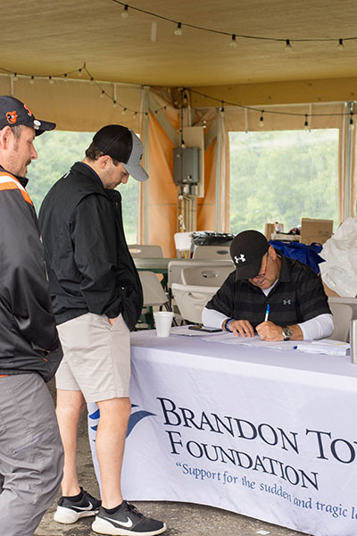 3rd Annual Brandon Tolson Foundation Golf Outing gallery image #1