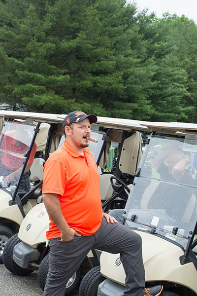 3rd Annual Brandon Tolson Foundation Golf Outing gallery image #2