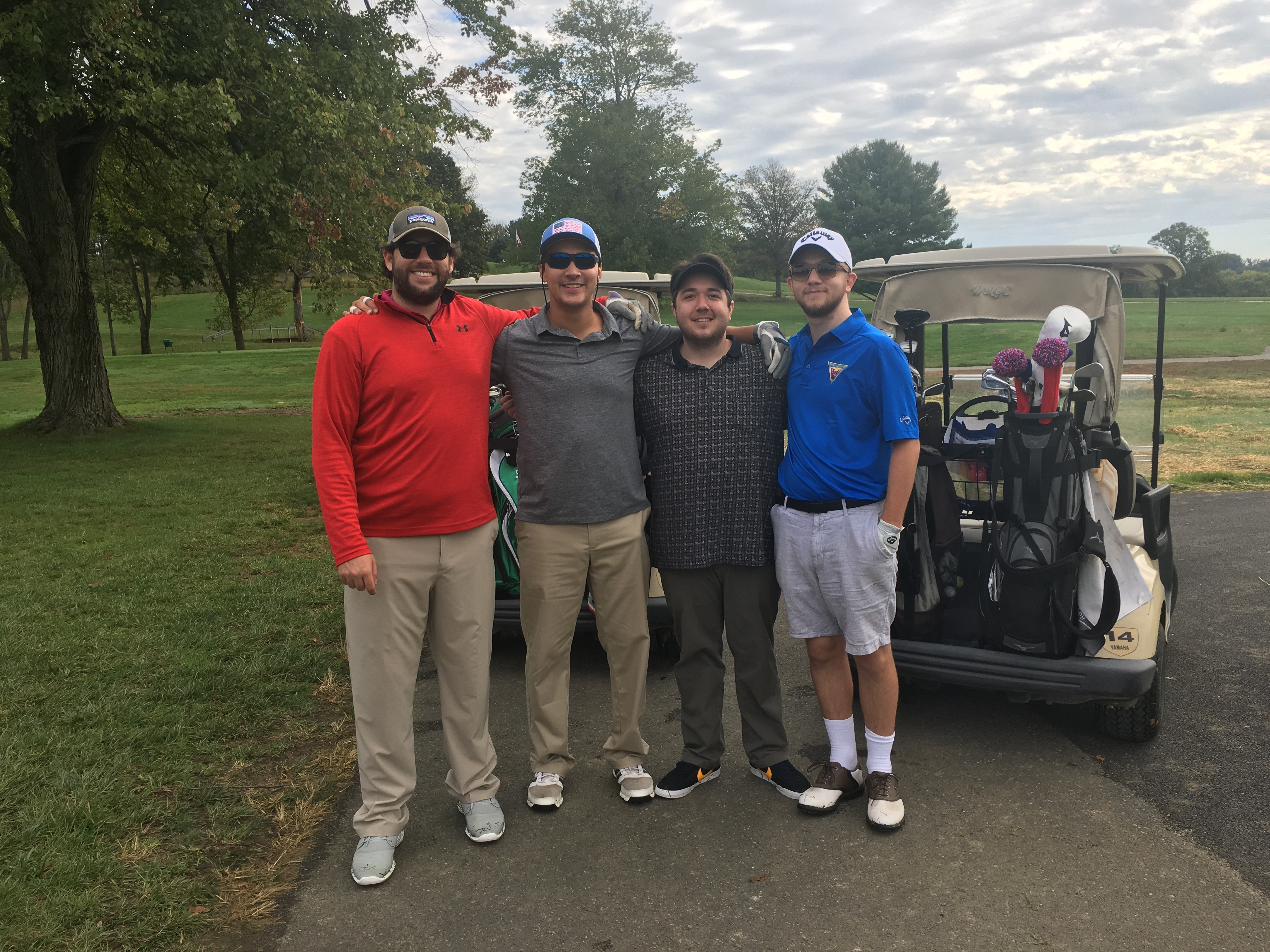 3rd Annual Brandon Tolson Foundation Golf Outing gallery image #10