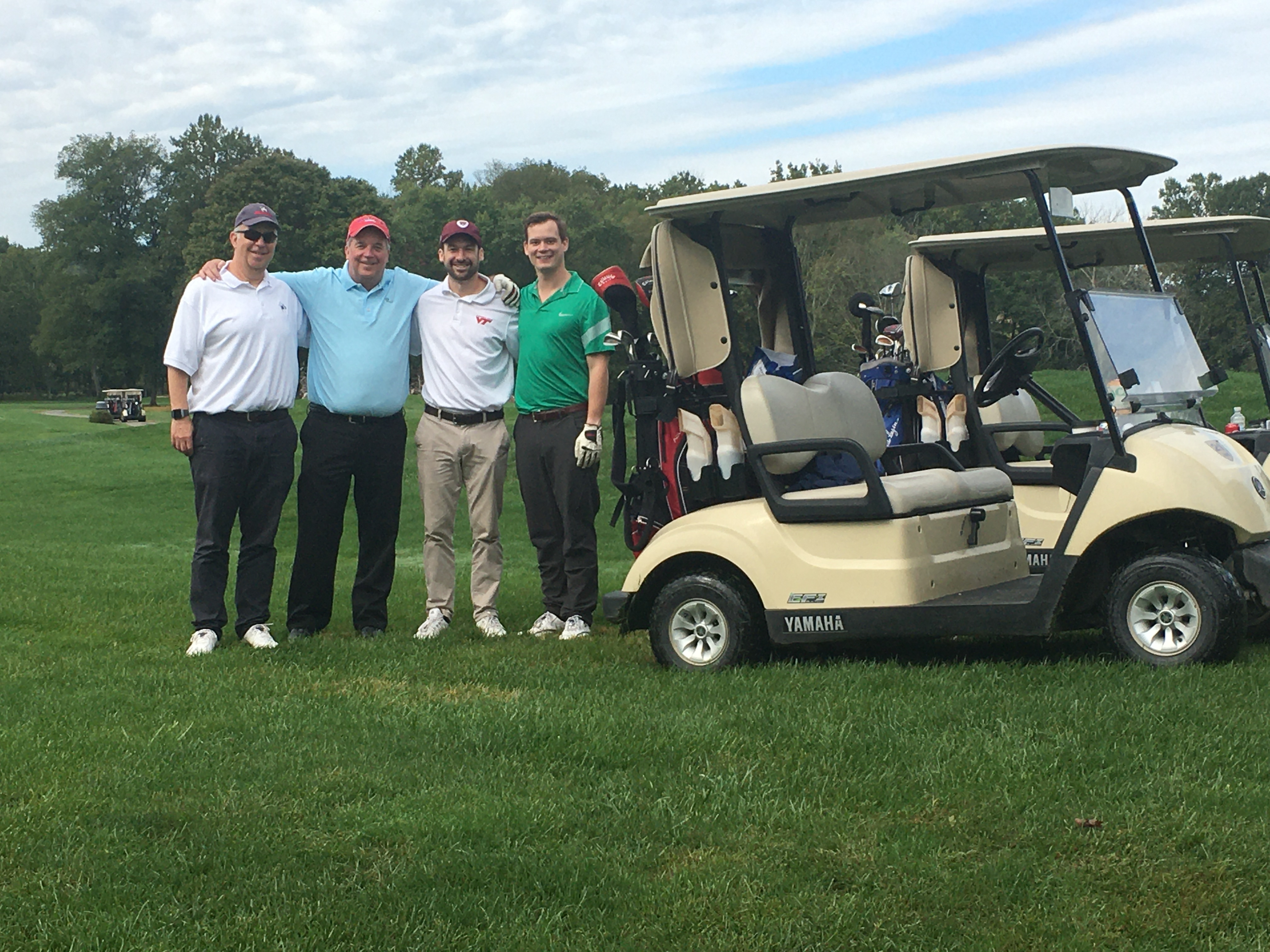 3rd Annual Brandon Tolson Foundation Golf Outing gallery image #11