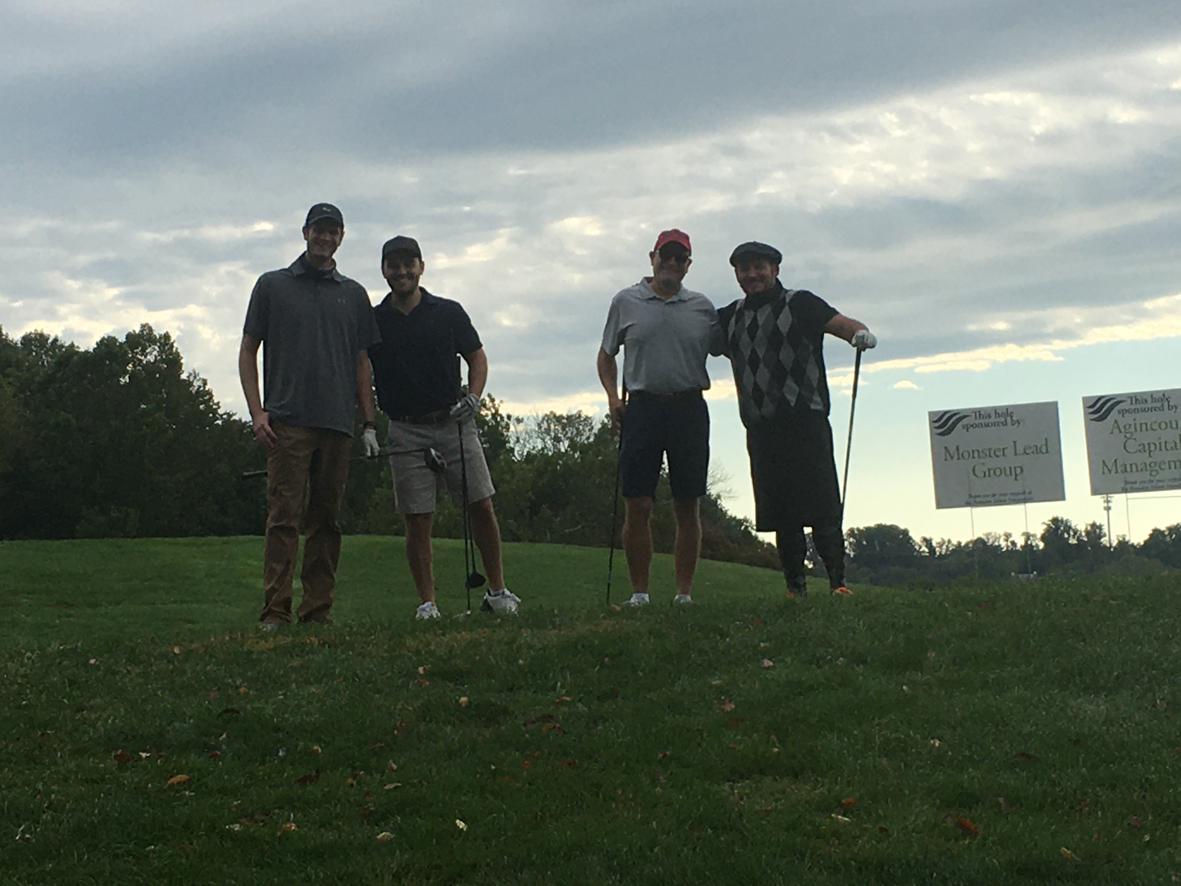 3rd Annual Brandon Tolson Foundation Golf Outing gallery image #13
