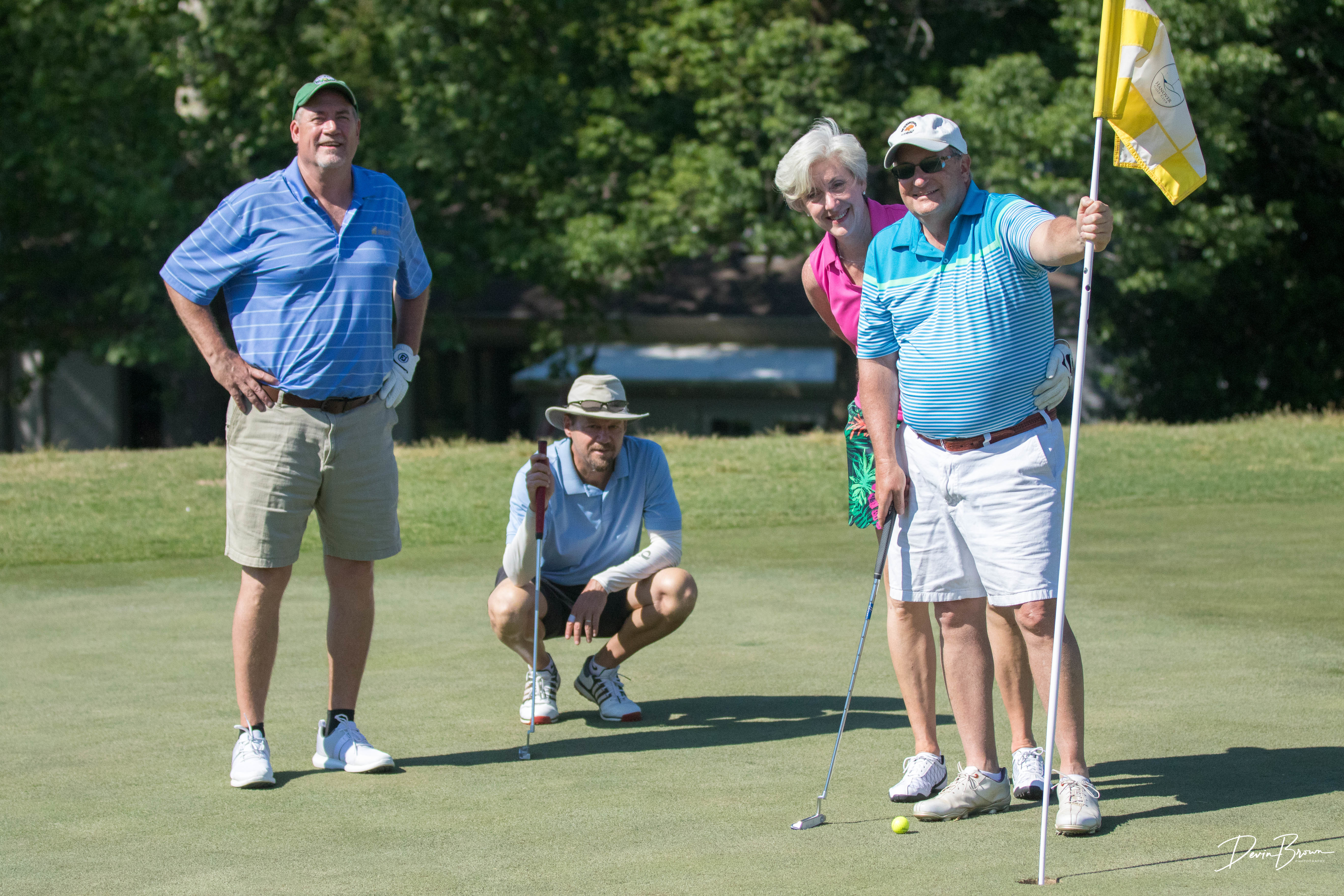 The Arc of Hanover Golf Tournament gallery image #21