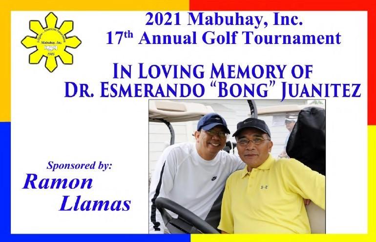 Mabuhay, Inc.'s 17th Annual Golf Invitational gallery image #8