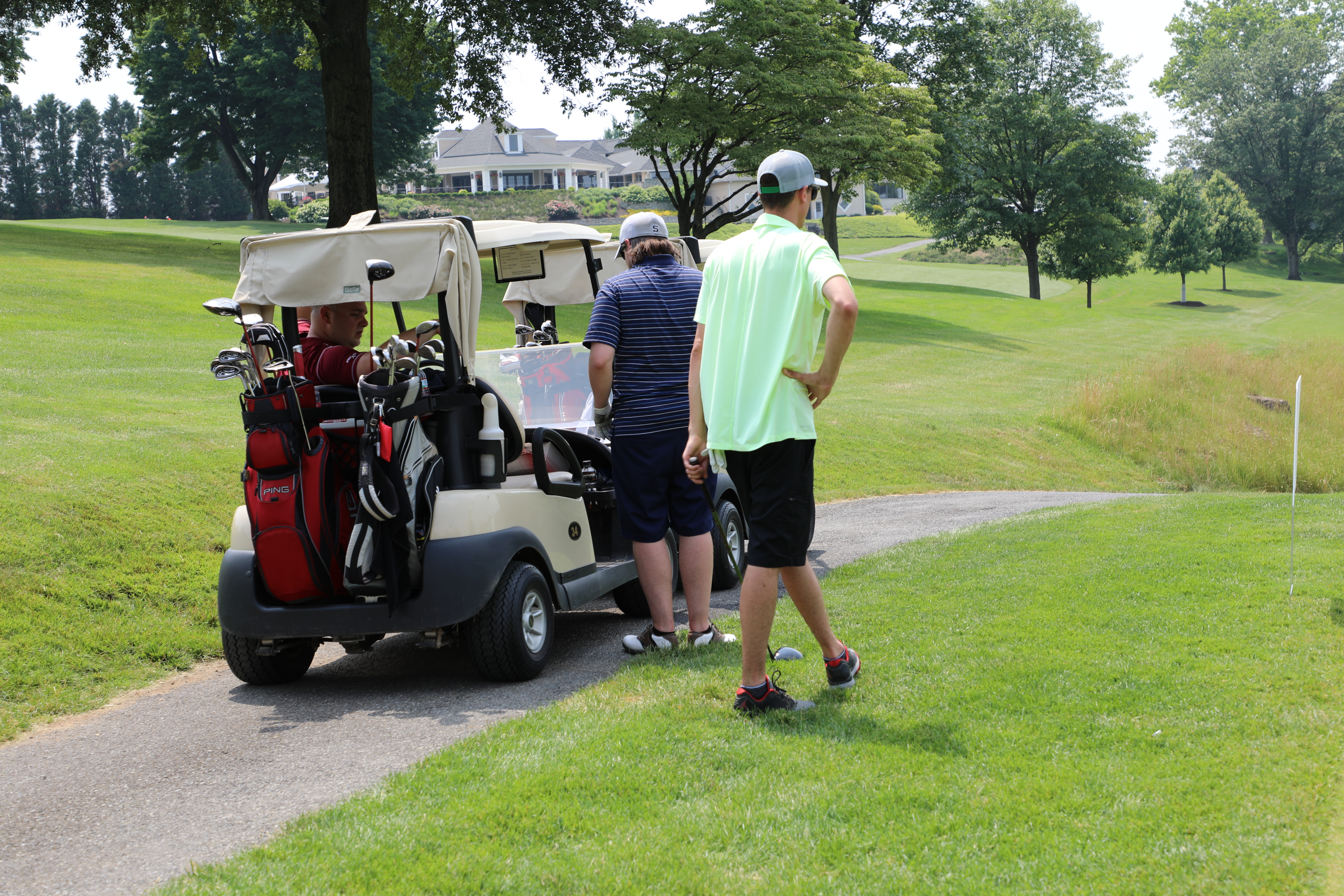 2021 Charity Golf Outing gallery image #7