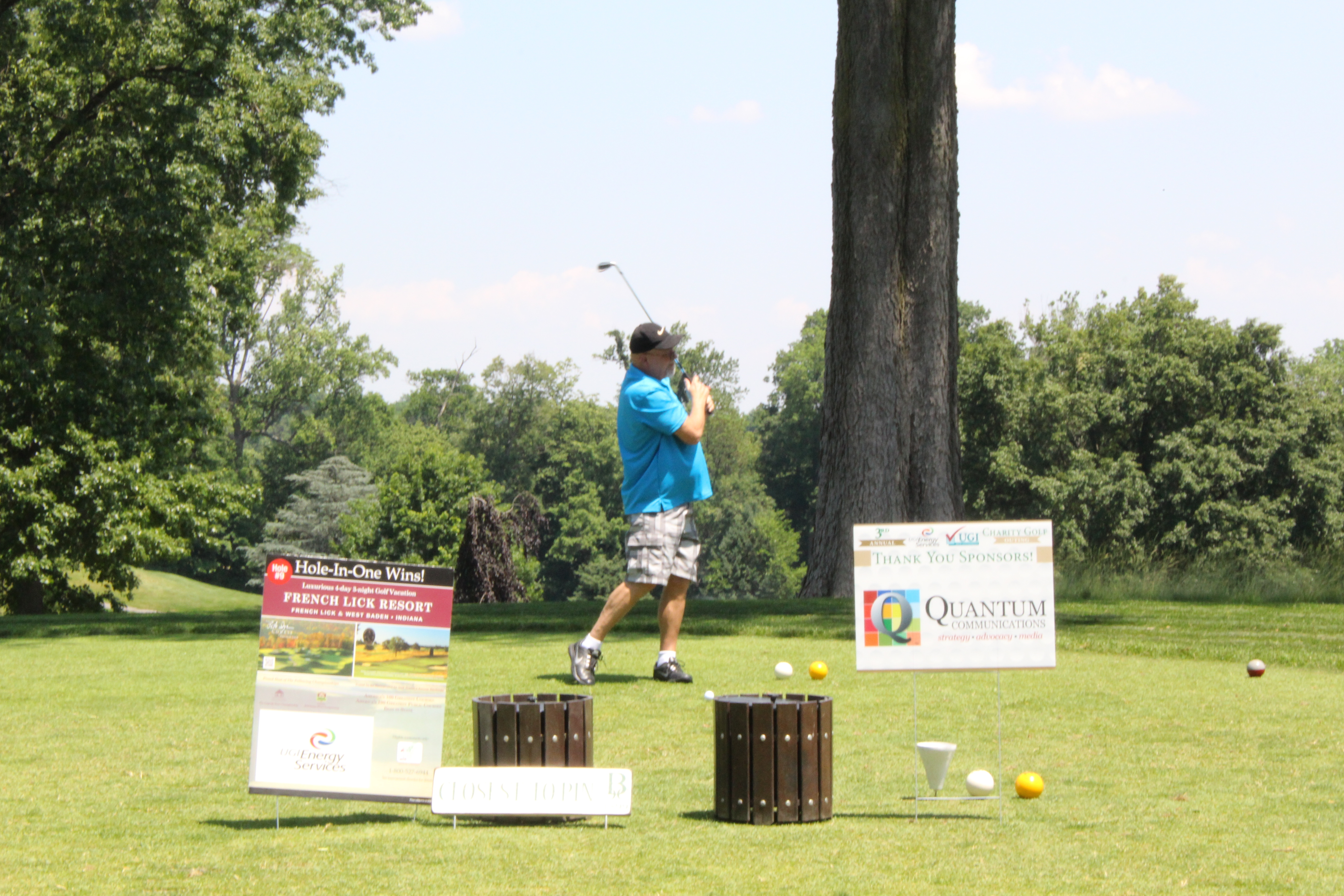 2021 Charity Golf Outing gallery image #11