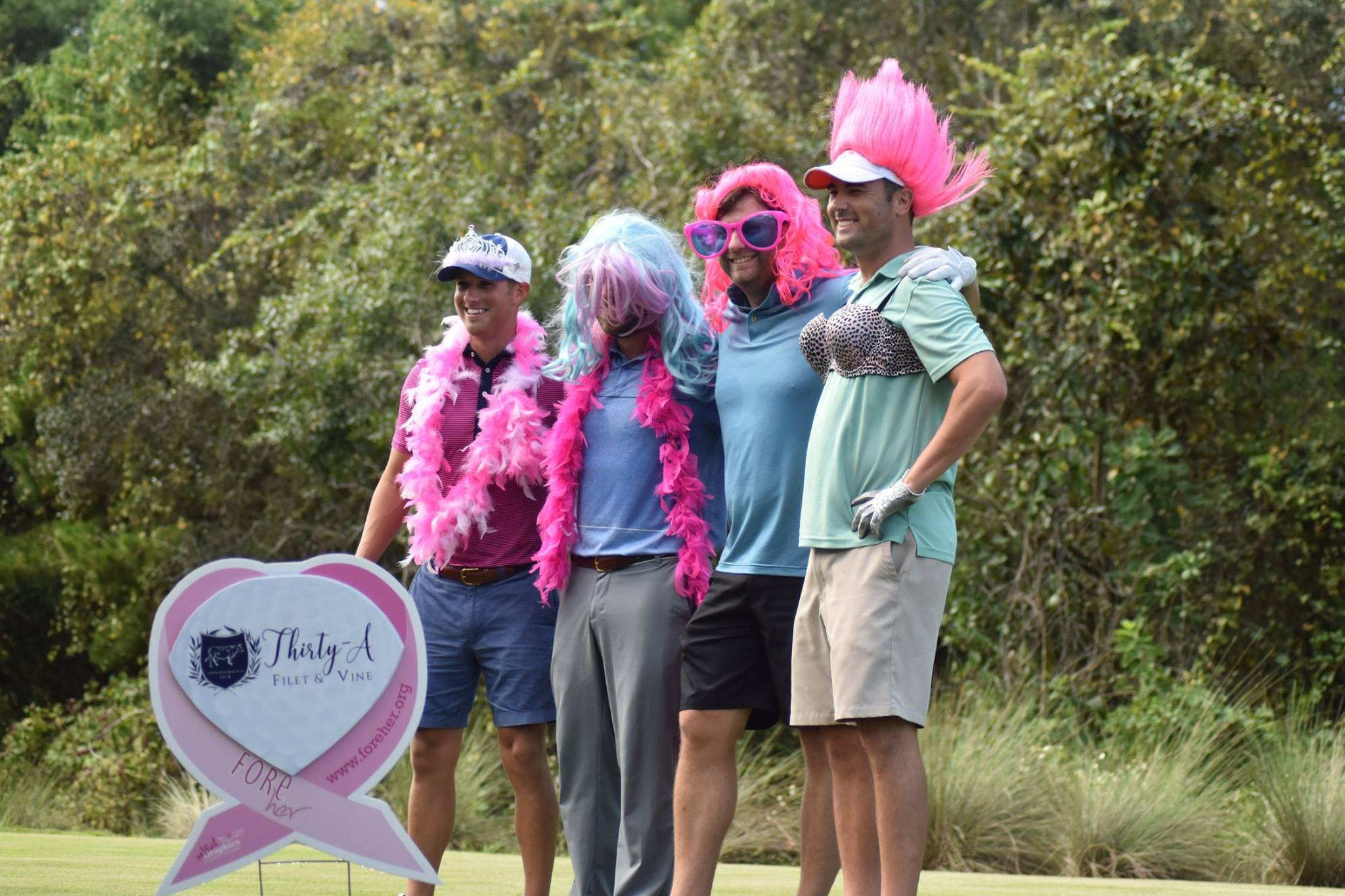 9th Annual Fore Her Golf Outing gallery image #1