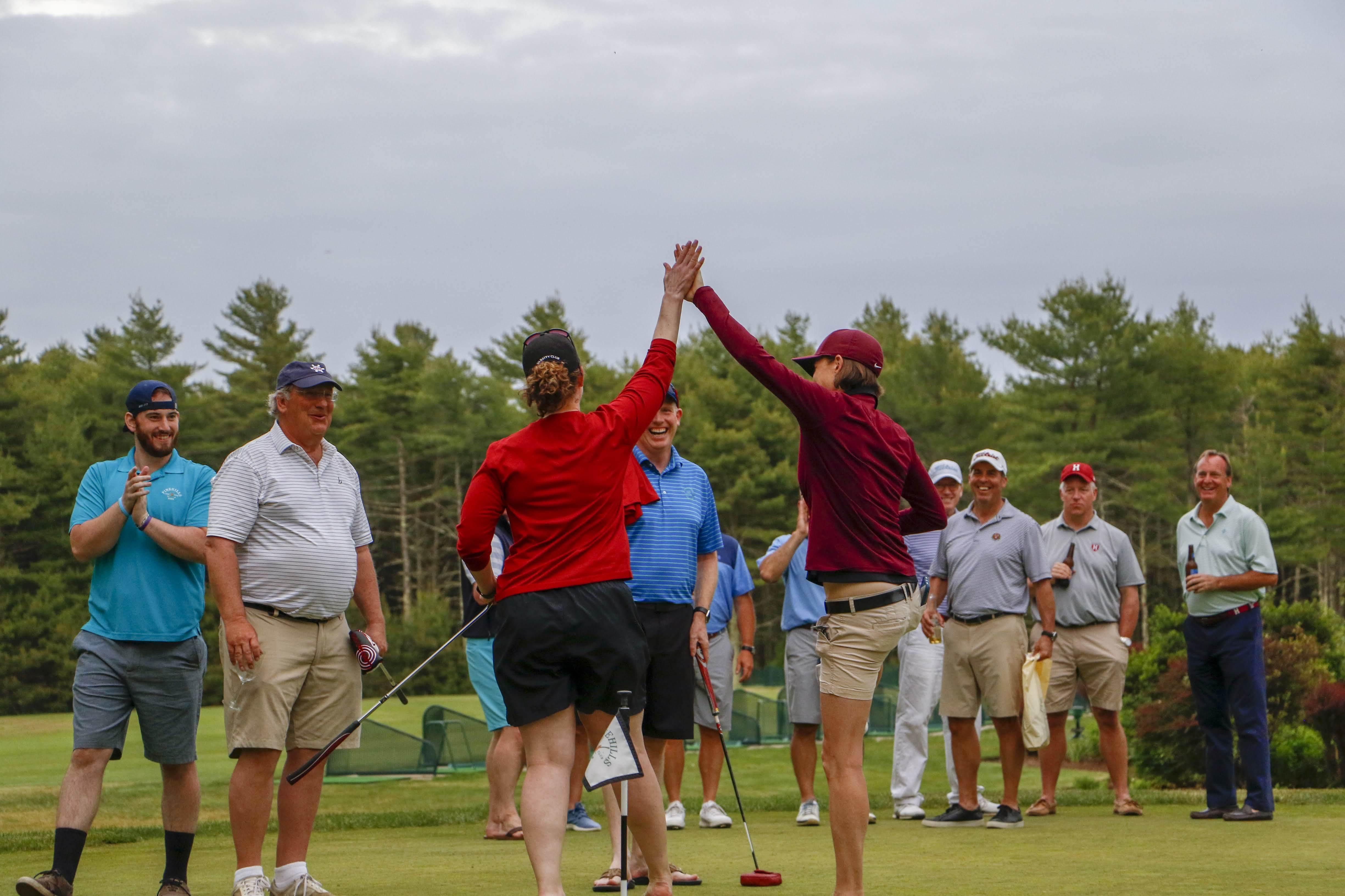 2021 HVC Golf Tournament gallery image #26