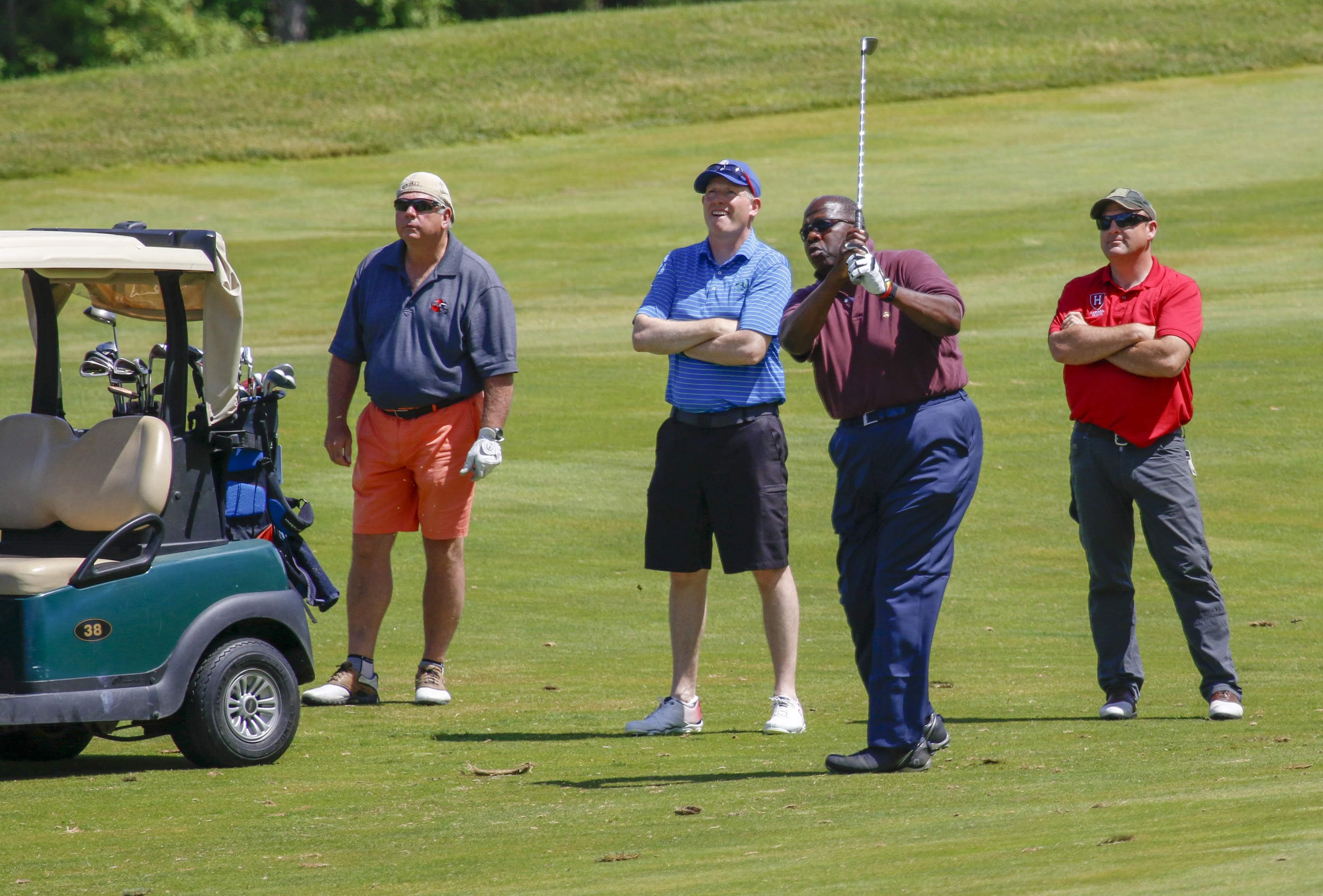 2021 HVC Golf Tournament gallery image #24