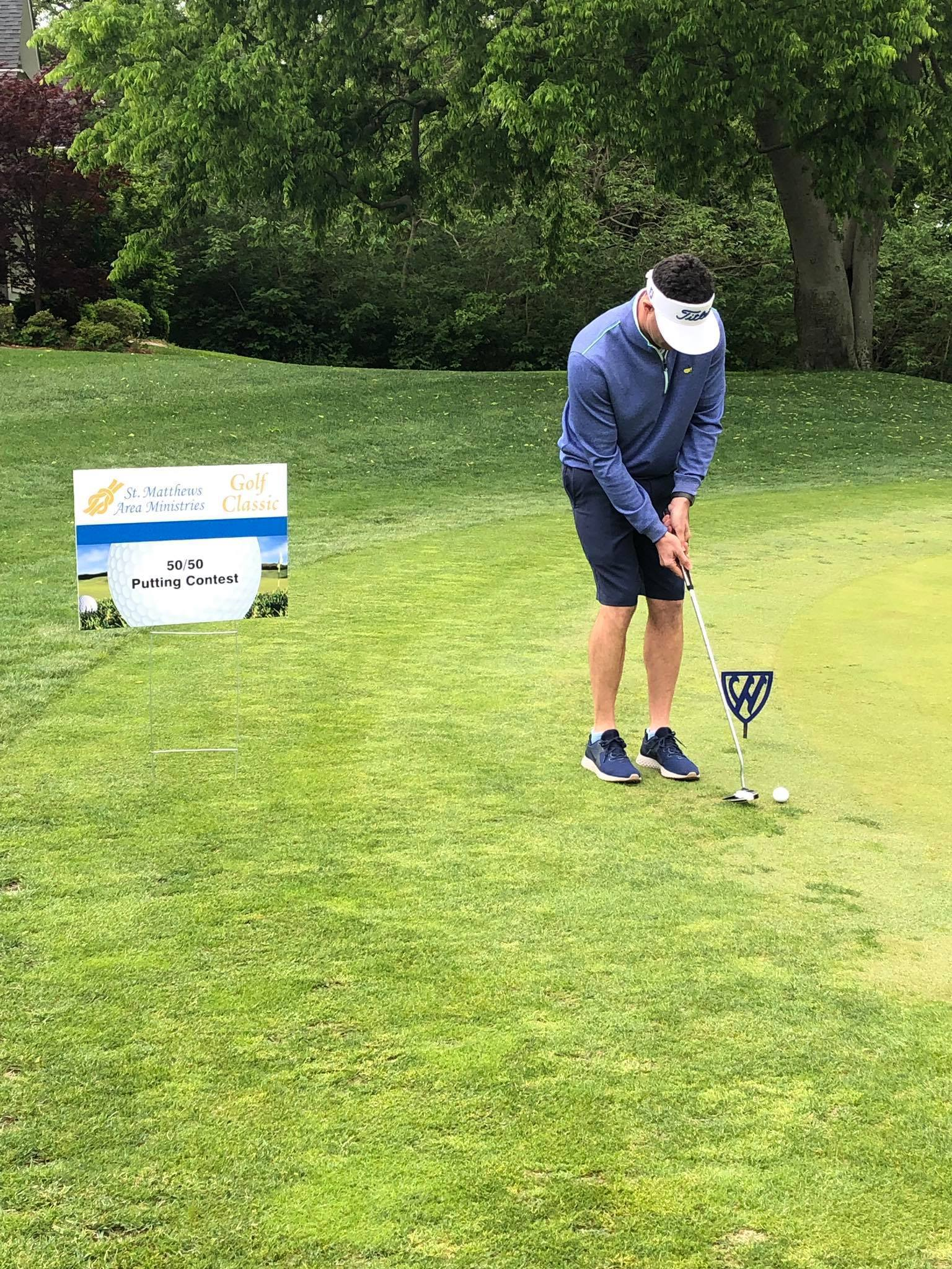 St. Matthews Area Ministries Golf Classic gallery image #7