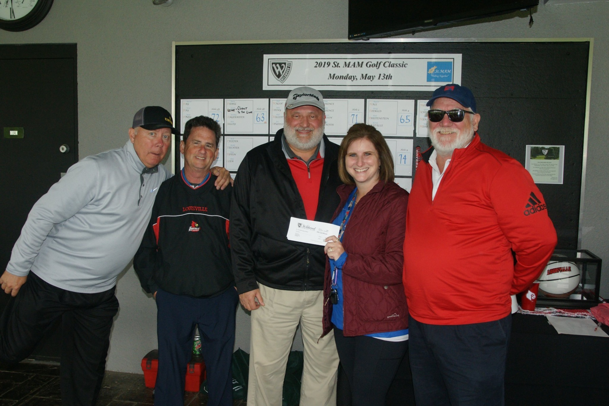 St. Matthews Area Ministries Golf Classic gallery image #13