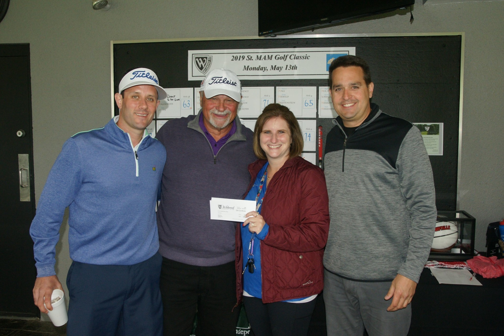 St. Matthews Area Ministries Golf Classic gallery image #14