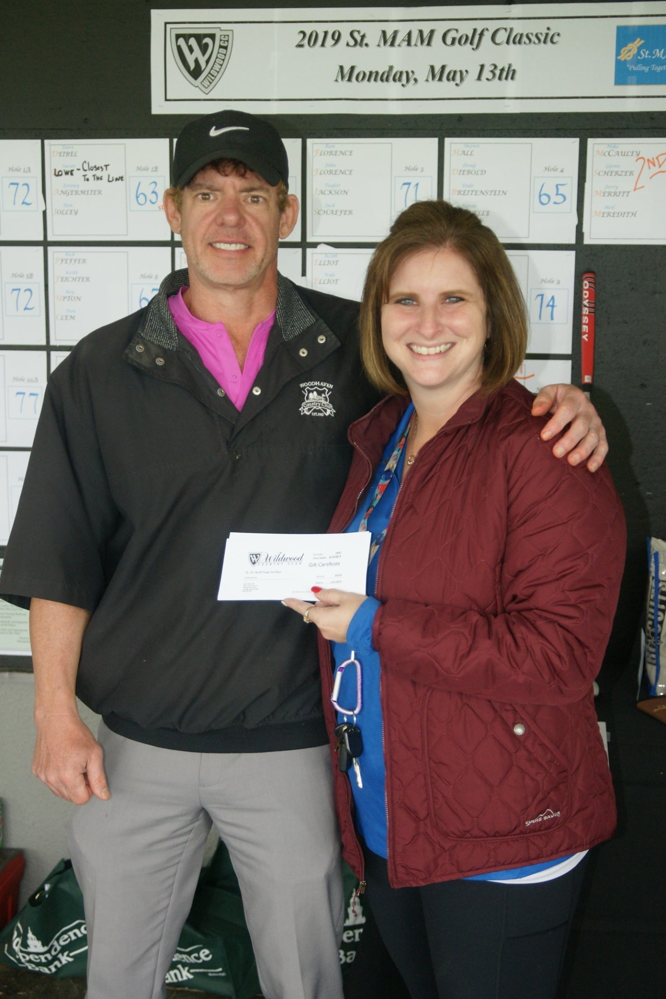 St. Matthews Area Ministries Golf Classic gallery image #15
