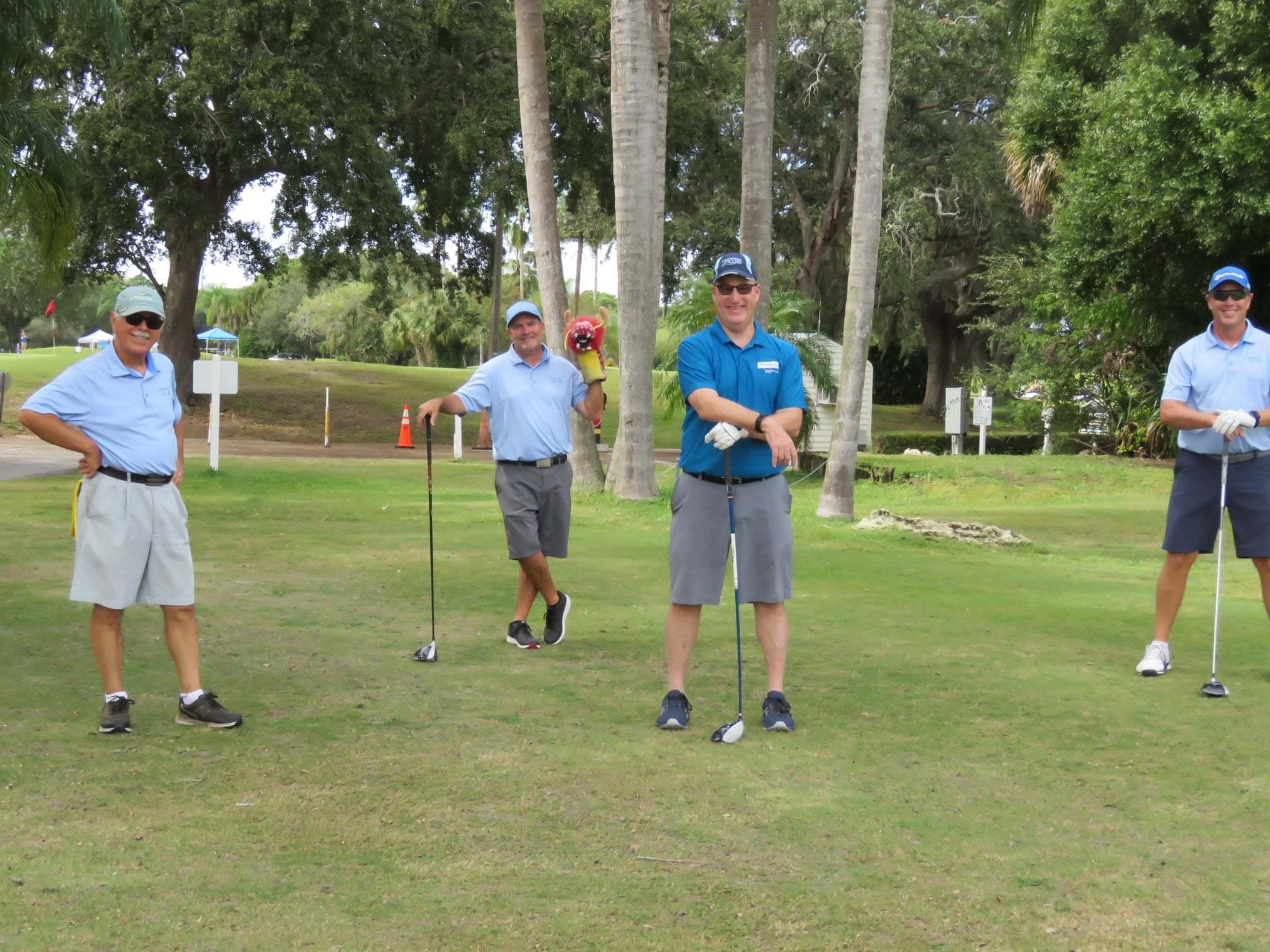 FGCAR 2021 Golf Tournament gallery image #8