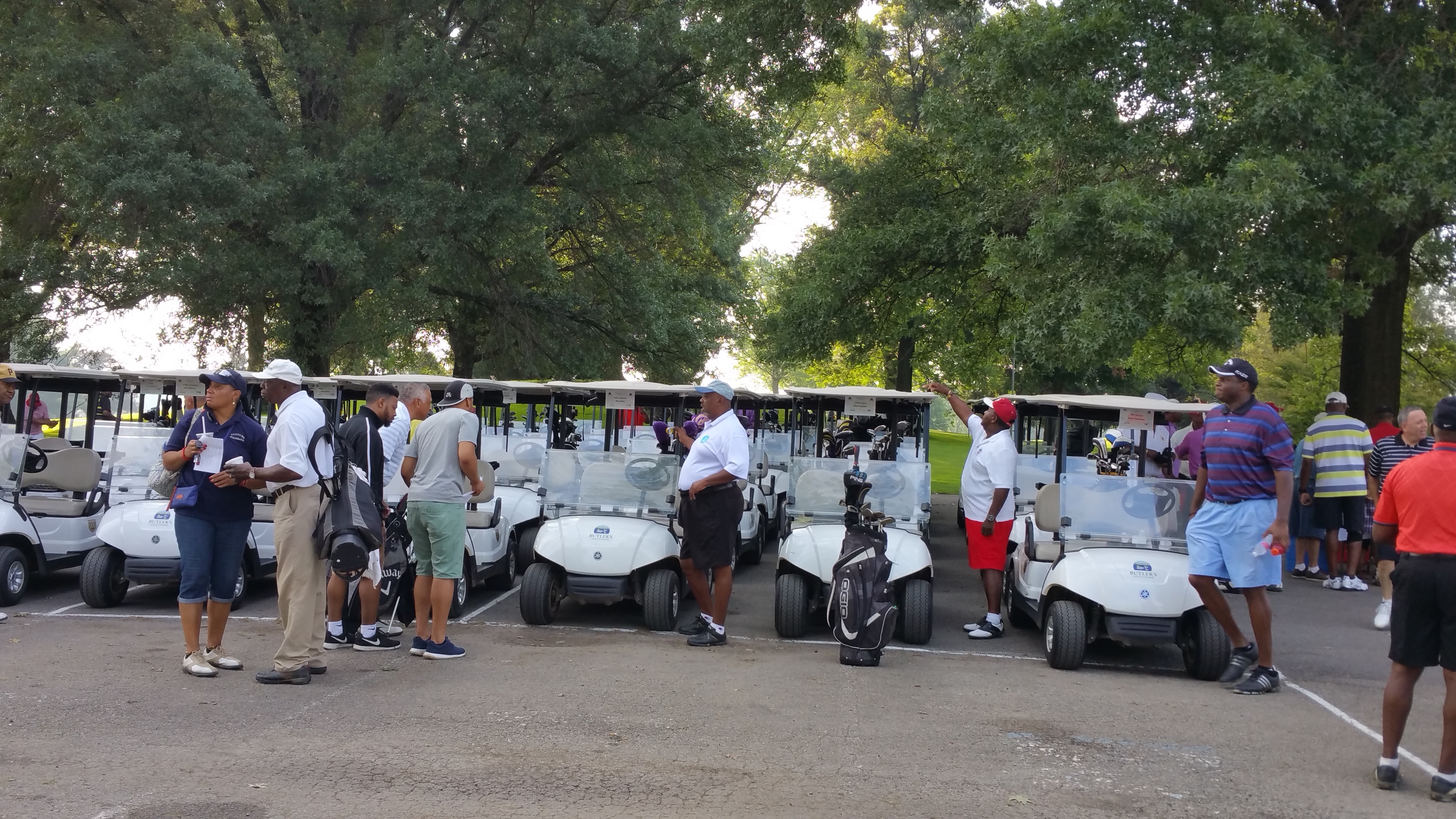 36th Annual PAC - KSEF Scholarship Golf Tournament gallery image #2