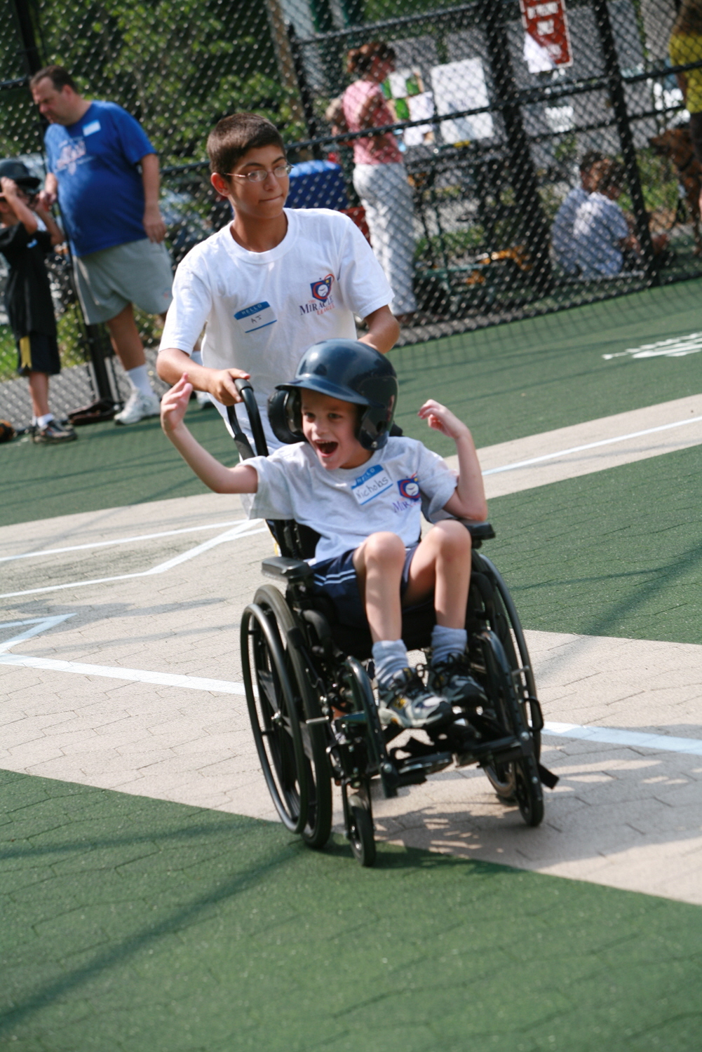 2021 Miracle League of Westchester Outing gallery image #1
