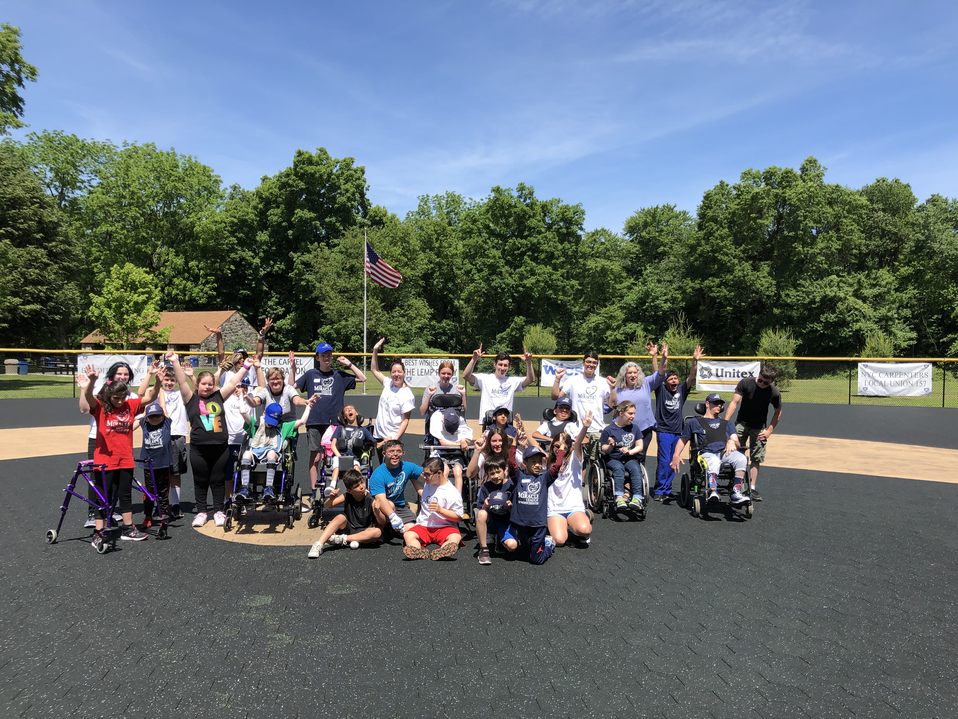 2021 Miracle League of Westchester Outing gallery image #2