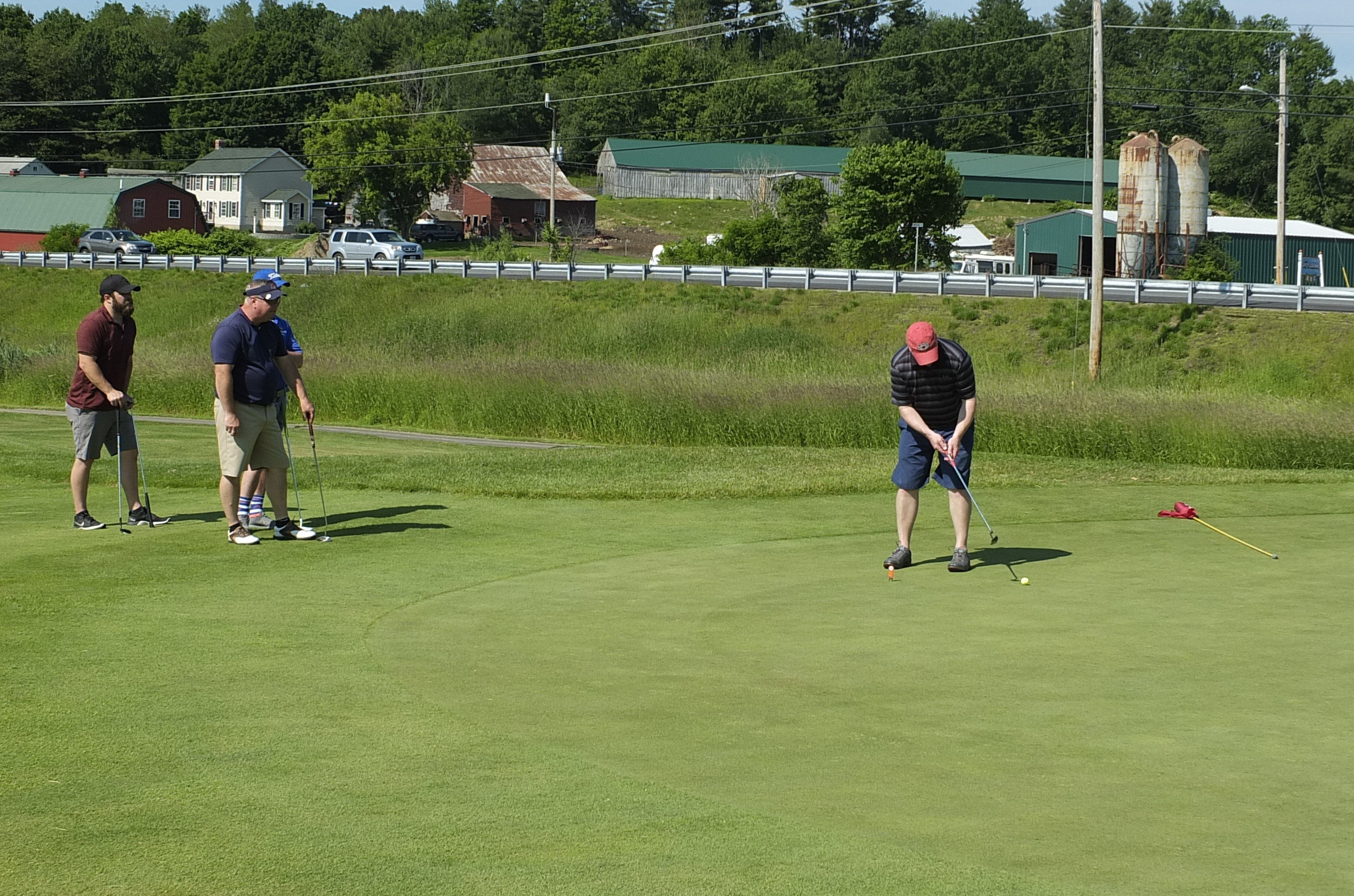 2021 Putts Fore PD Charity Golf Classic gallery image #14