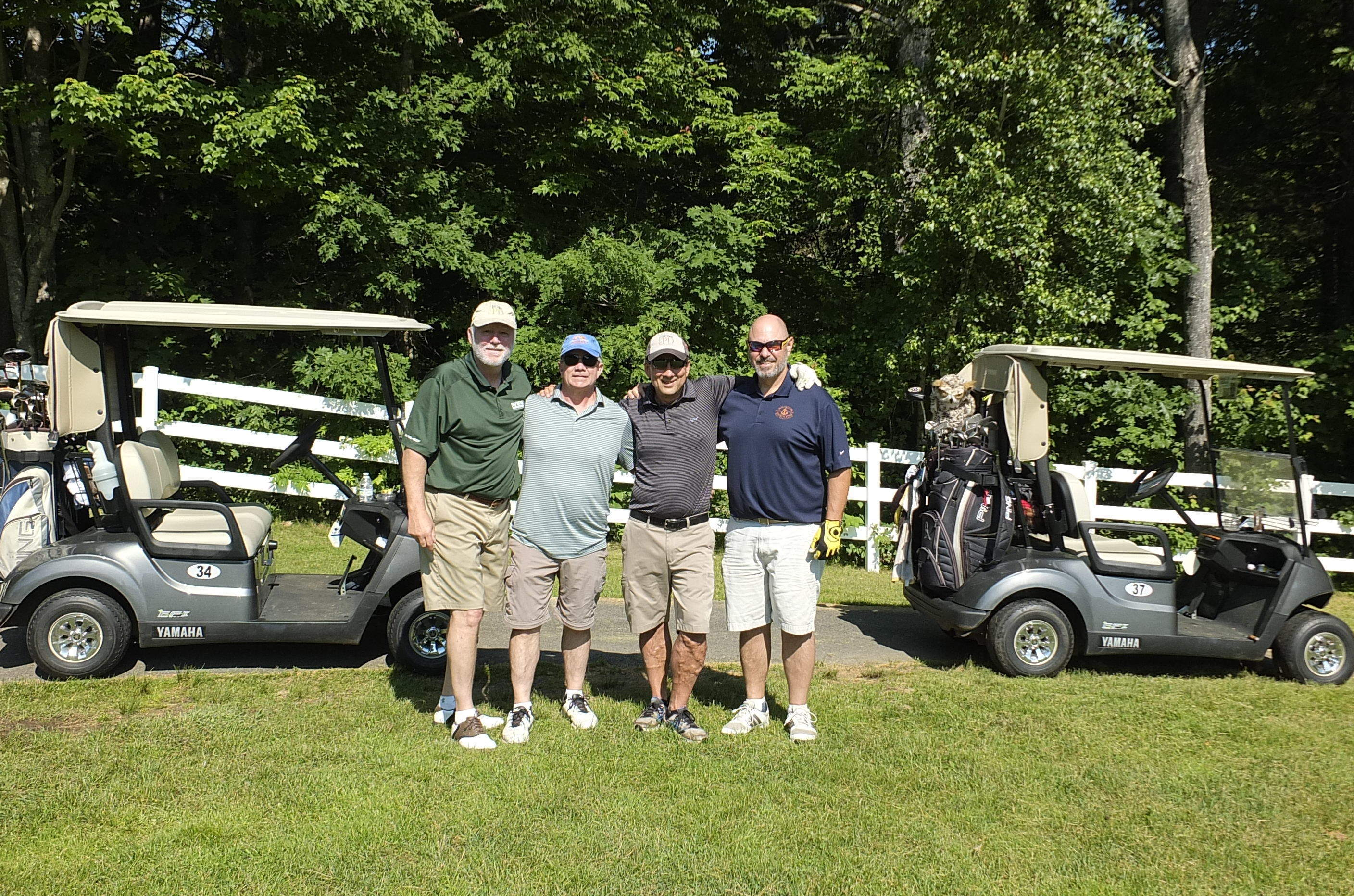 2021 Putts Fore PD Charity Golf Classic gallery image #10