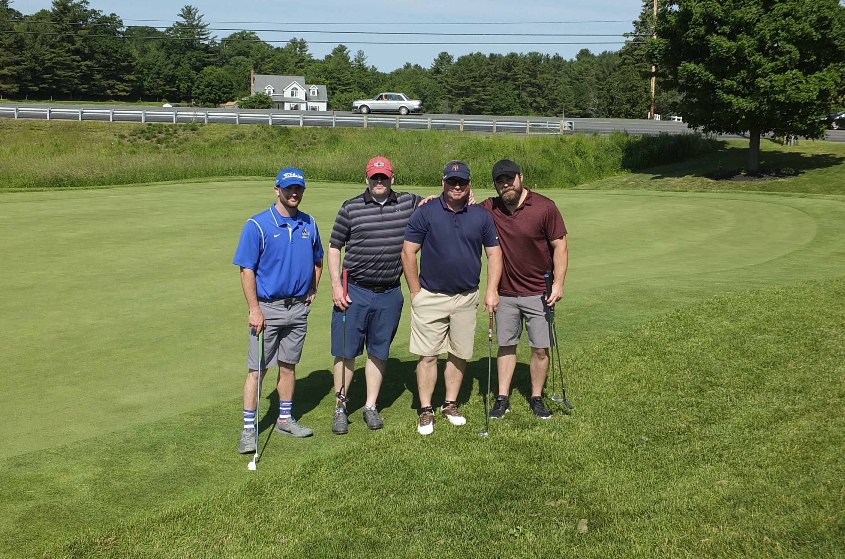 2021 Putts Fore PD Charity Golf Classic gallery image #8