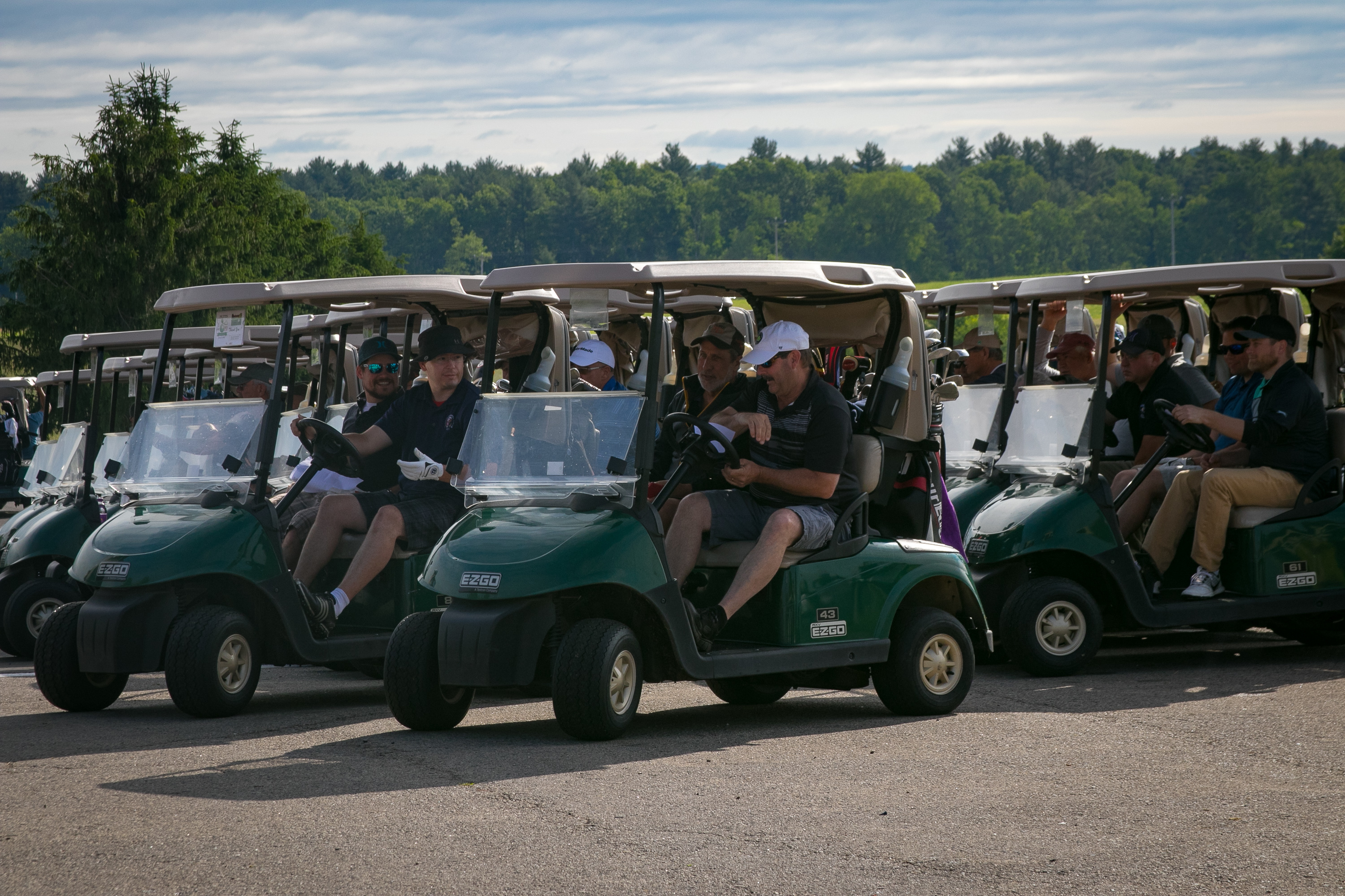 2021 Putts Fore PD Charity Golf Classic gallery image #6
