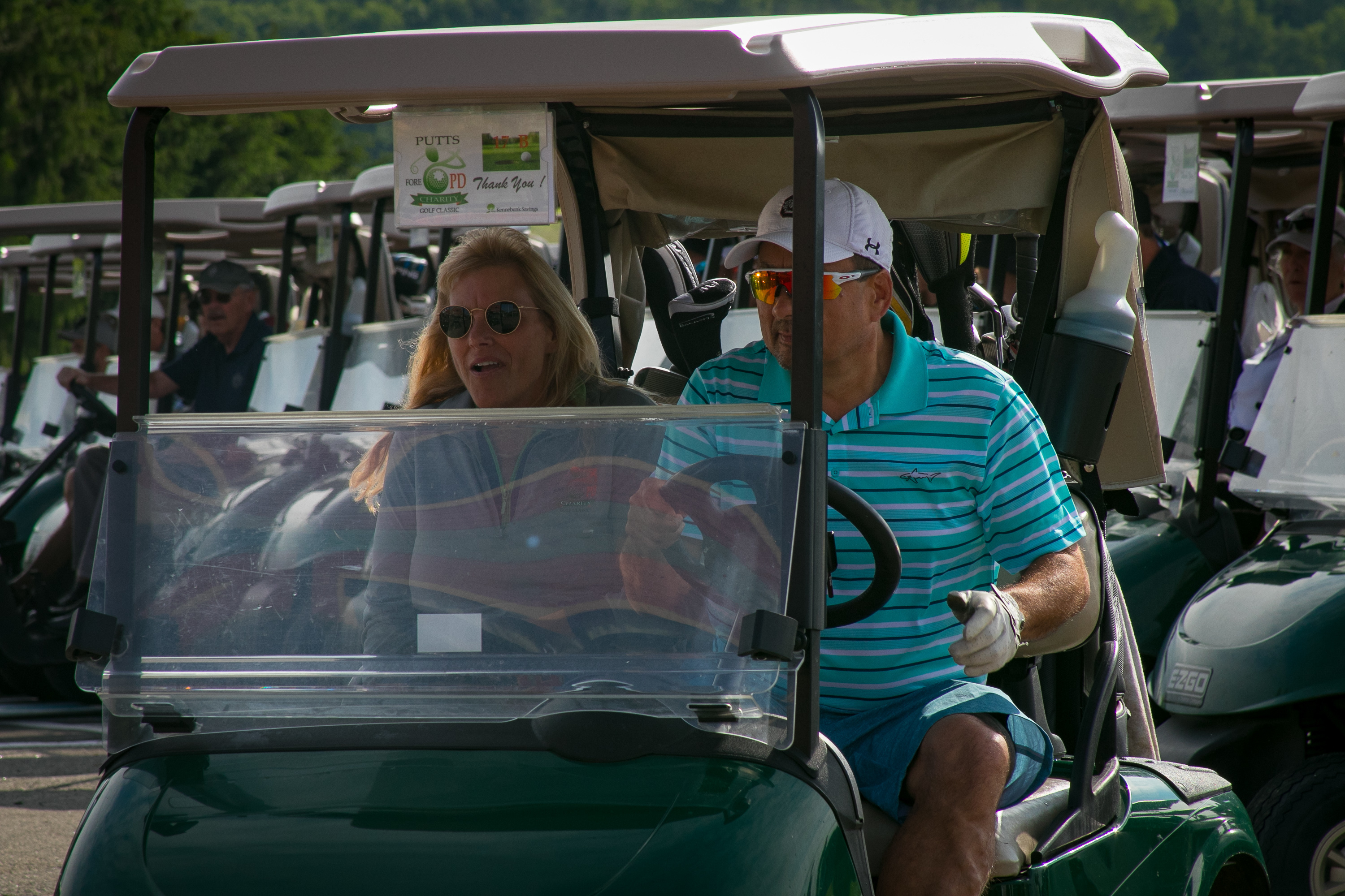 2021 Putts Fore PD Charity Golf Classic gallery image #19