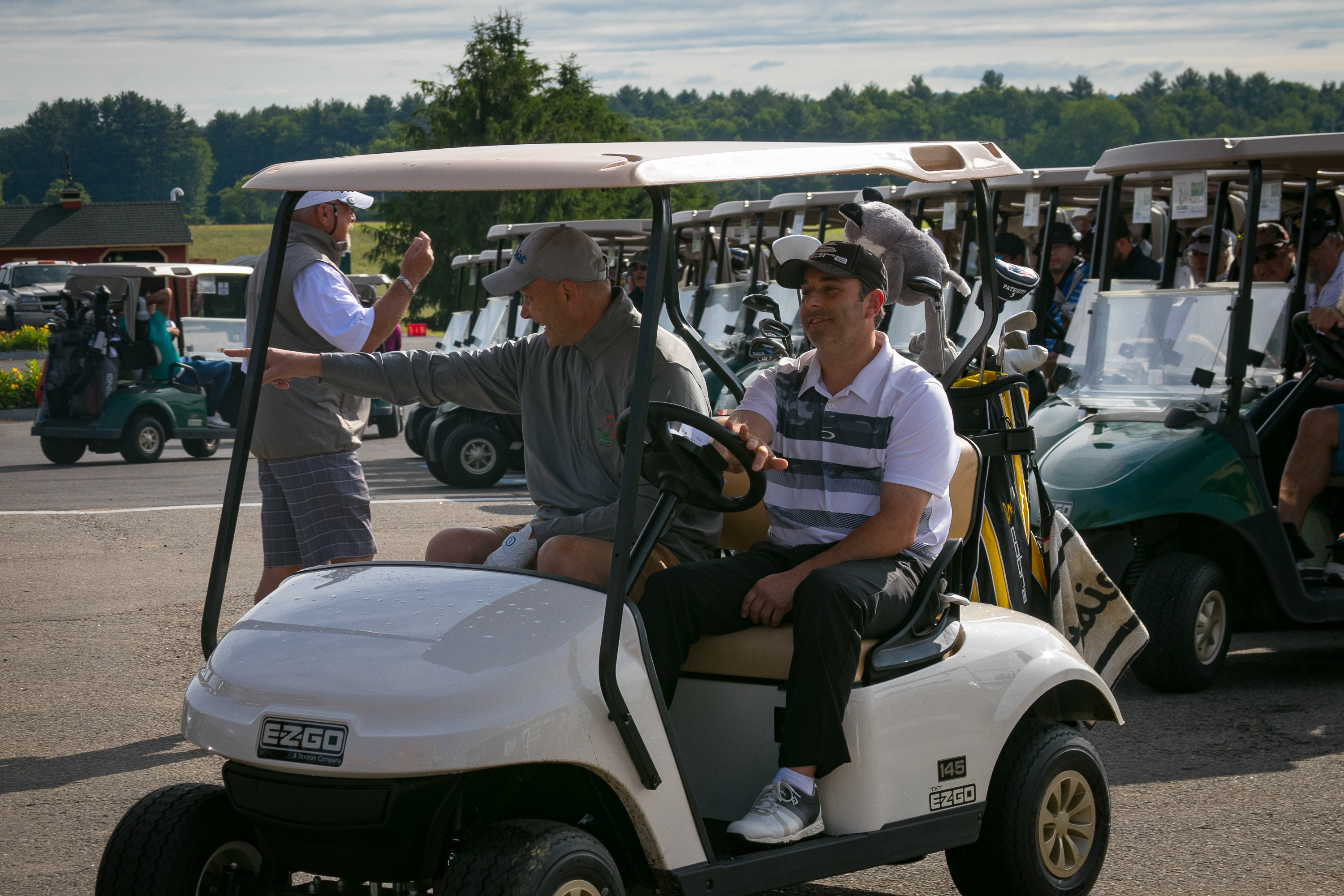 2021 Putts Fore PD Charity Golf Classic gallery image #17