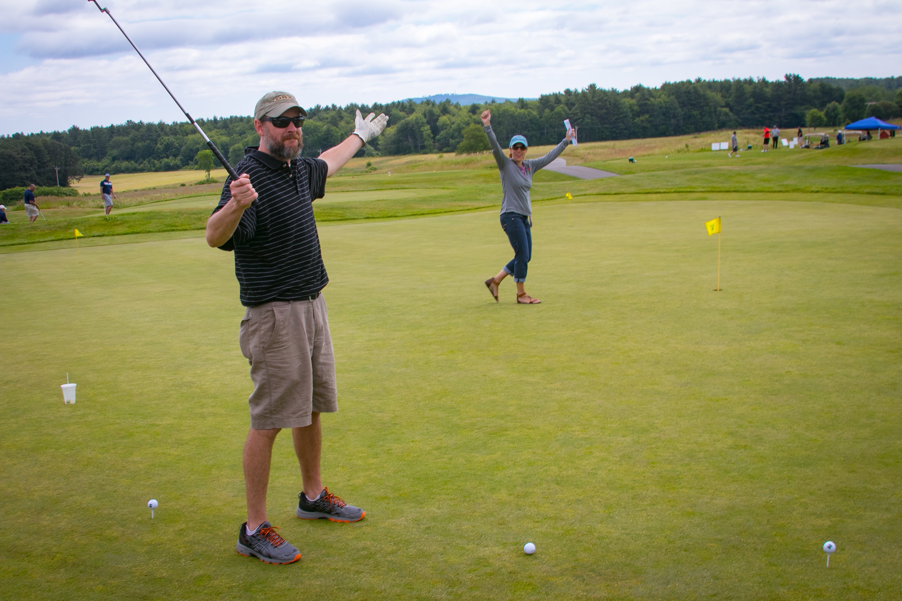 2021 Putts Fore PD Charity Golf Classic gallery image #18