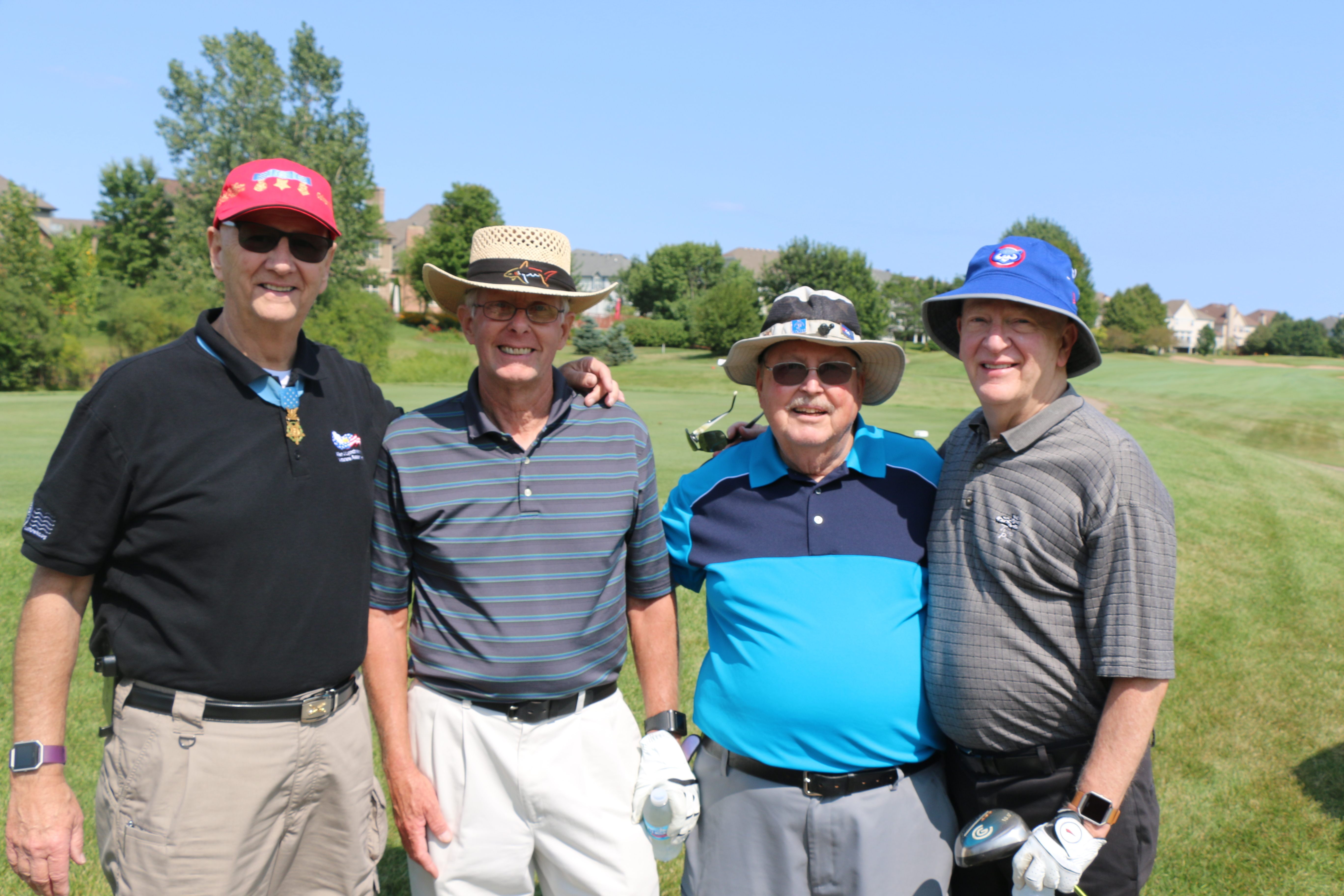 6th Annual Swingin' For The Vets gallery image #1