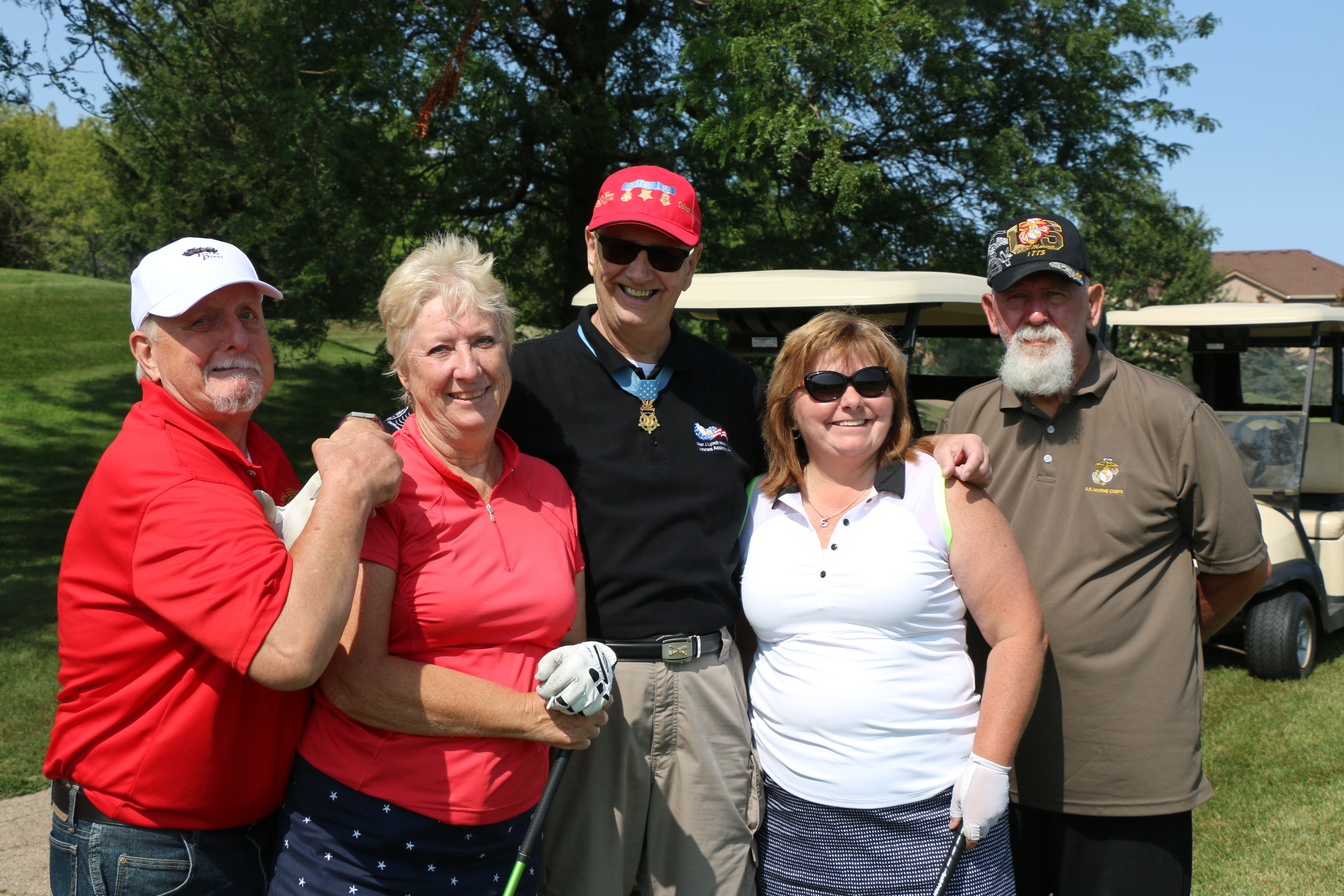 6th Annual Swingin' For The Vets gallery image #4