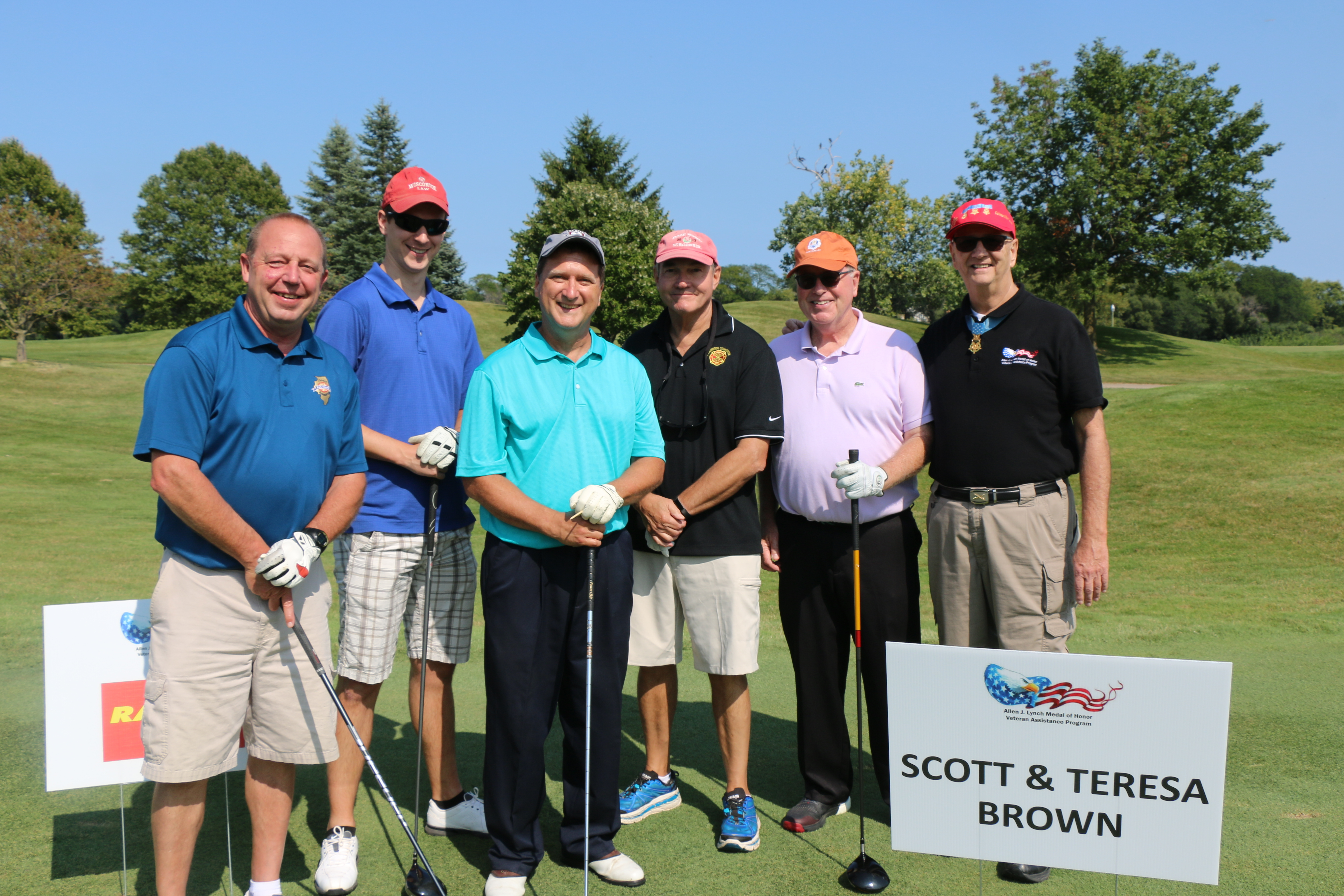 6th Annual Swingin' For The Vets gallery image #5