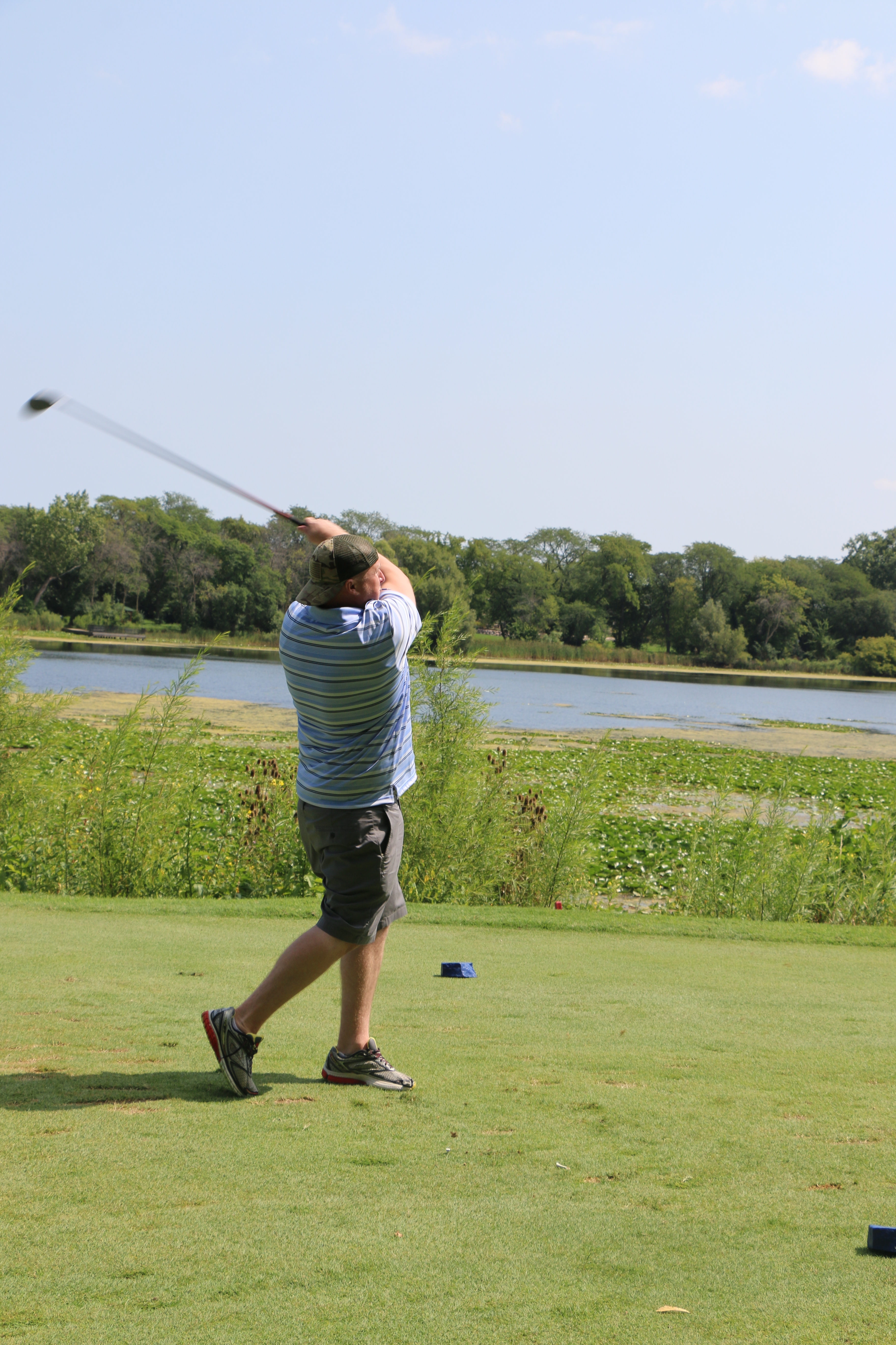 6th Annual Swingin' For The Vets gallery image #22