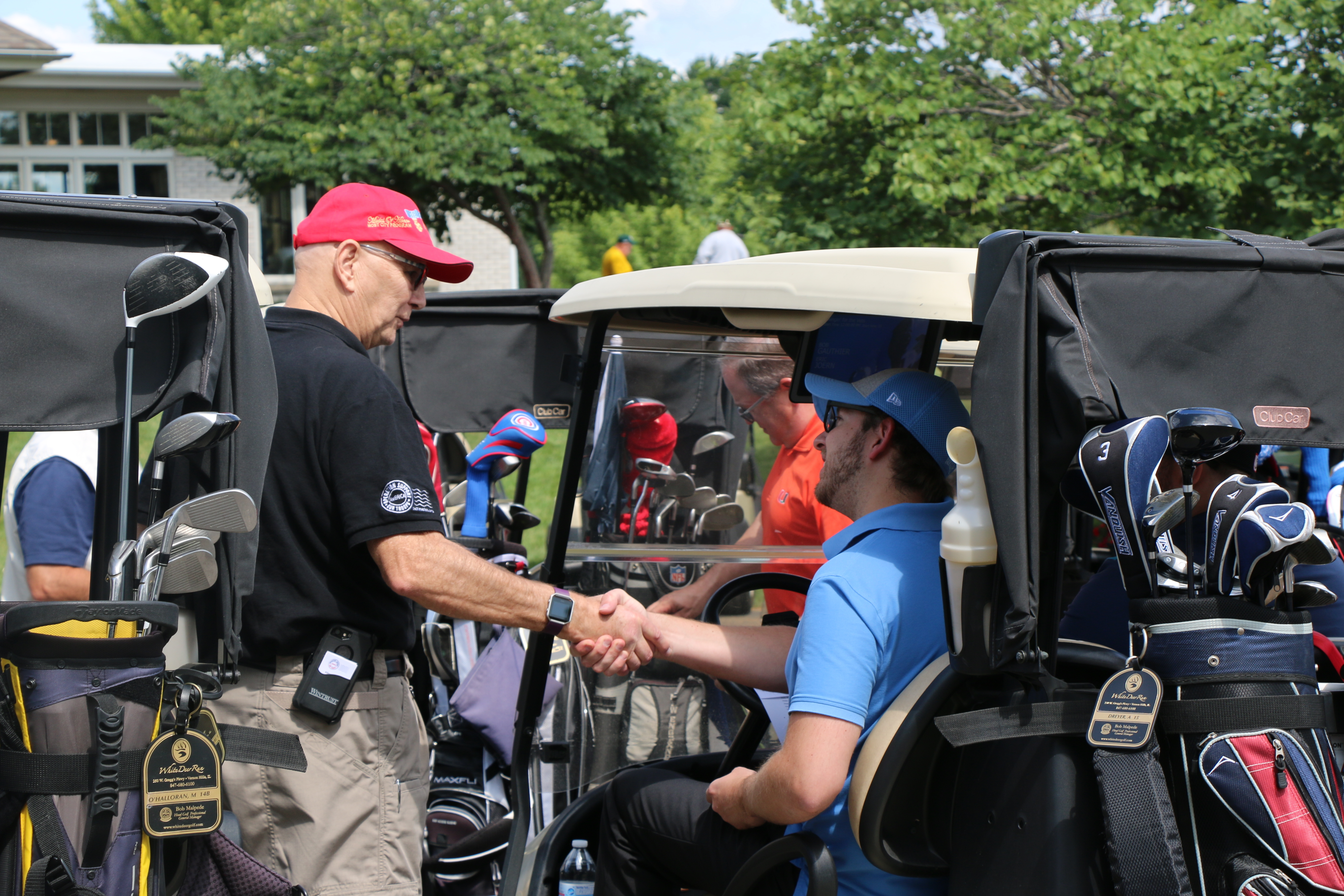 6th Annual Swingin' For The Vets gallery image #31