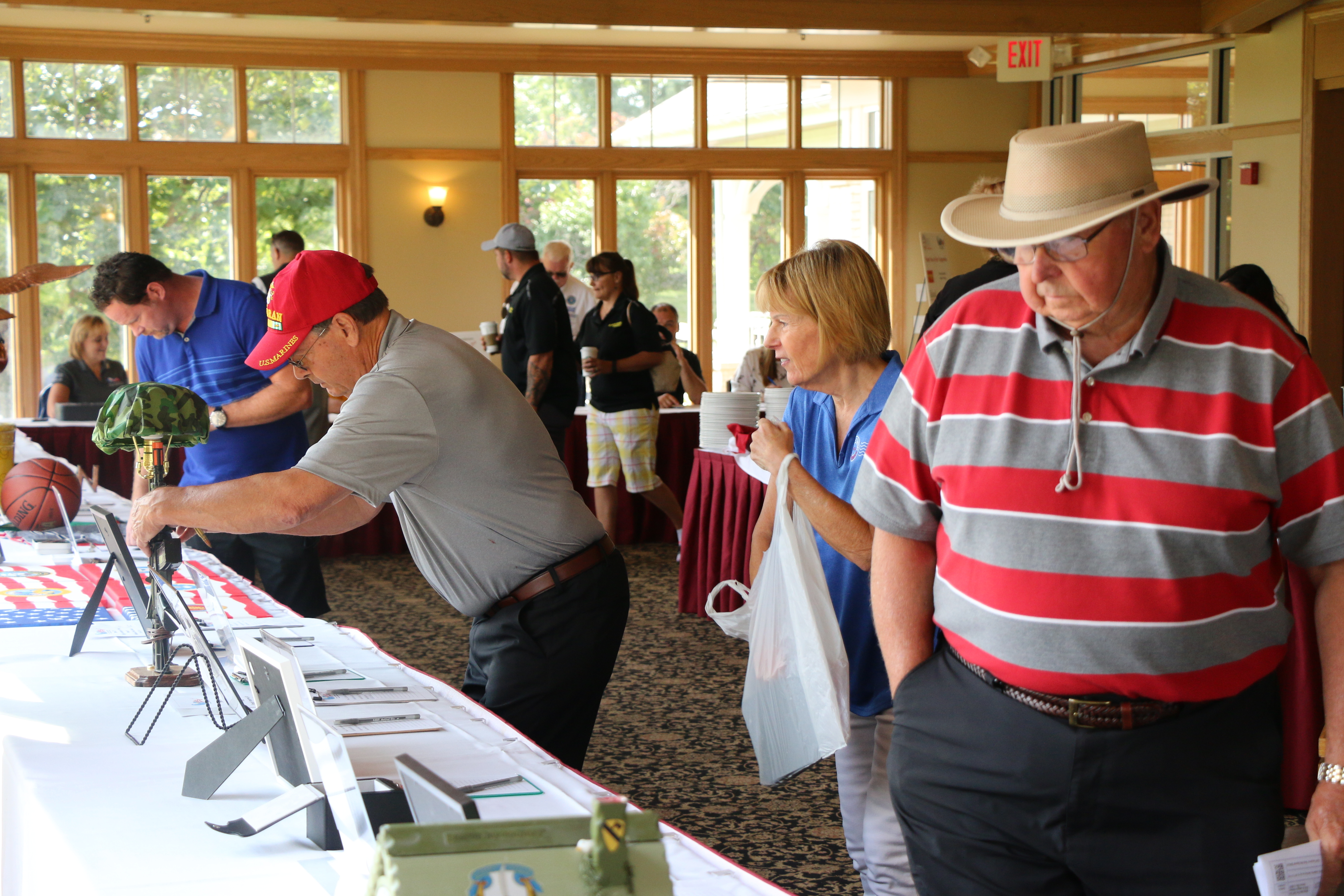 6th Annual Swingin' For The Vets gallery image #35