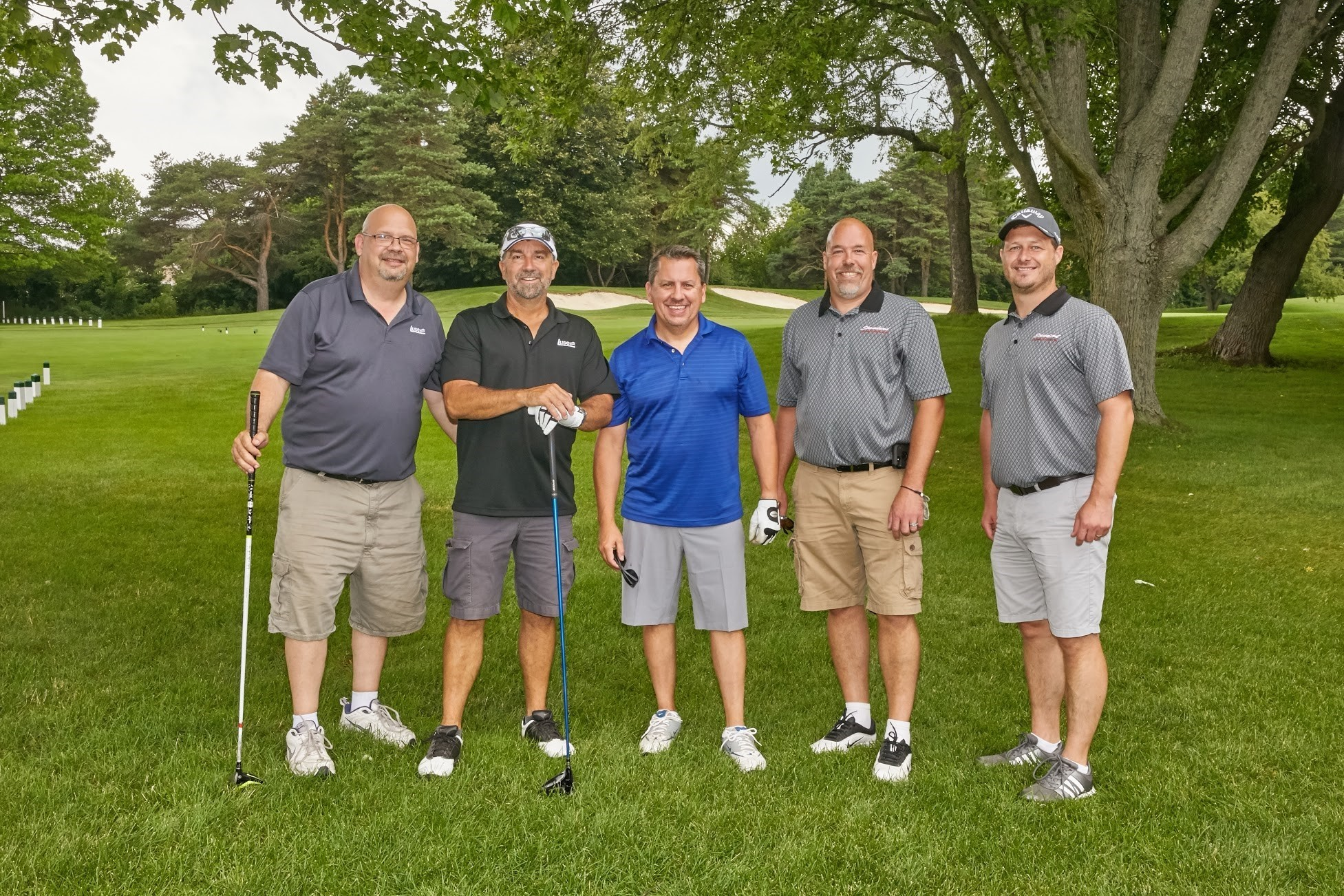 11th Annual Kroeschell Charity Golf Outing gallery image #6