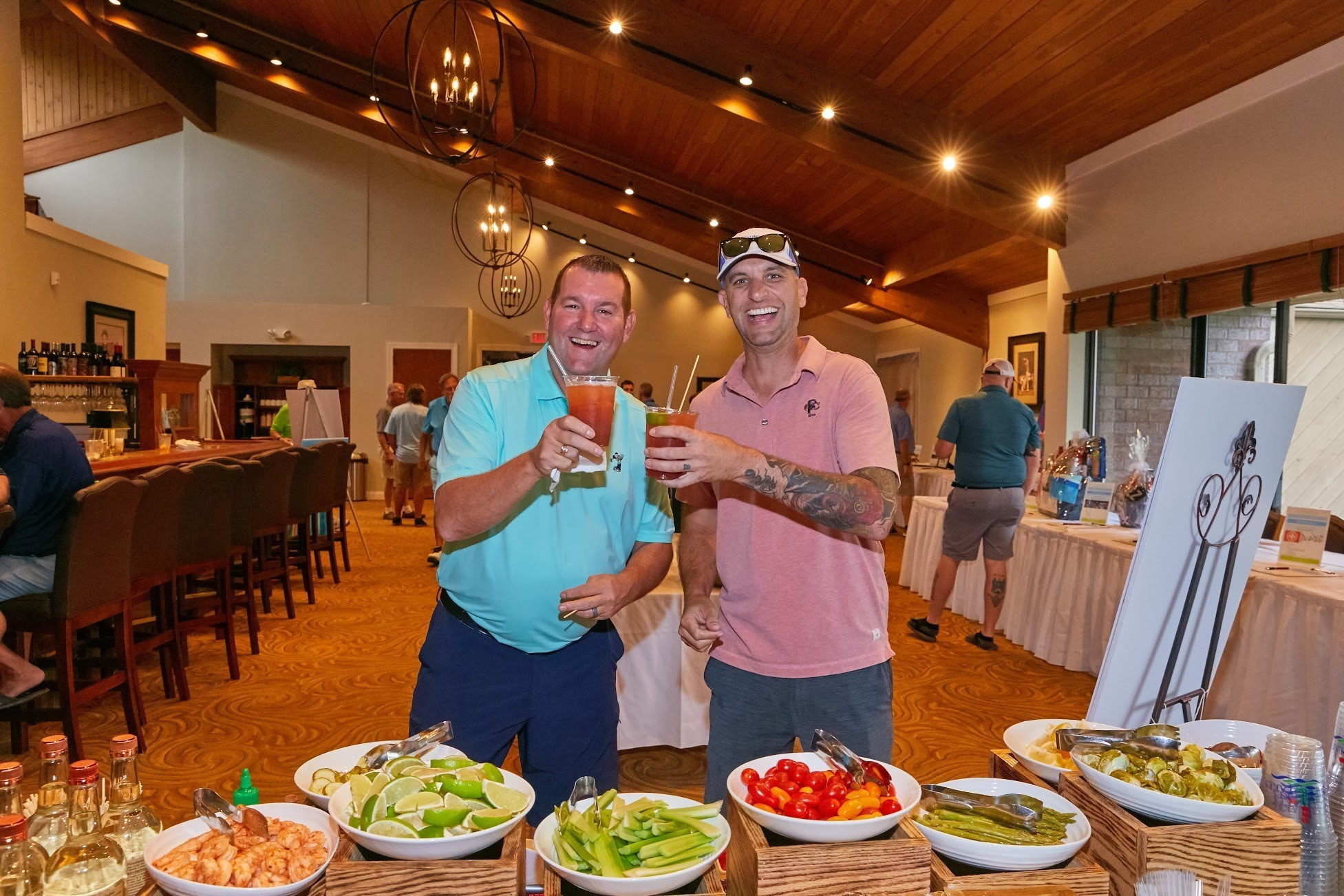 11th Annual Kroeschell Charity Golf Outing gallery image #7