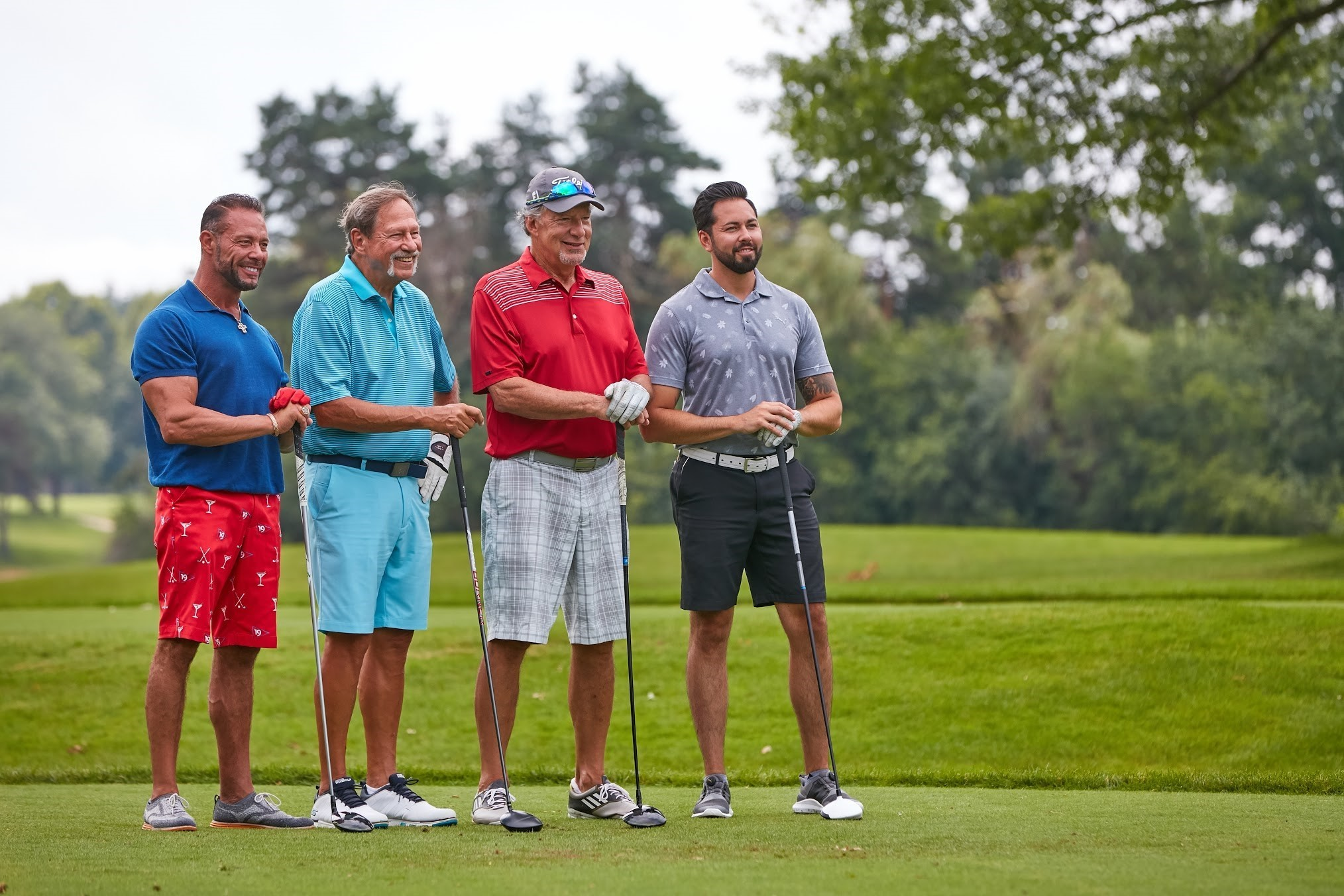 11th Annual Kroeschell Charity Golf Outing gallery image #9