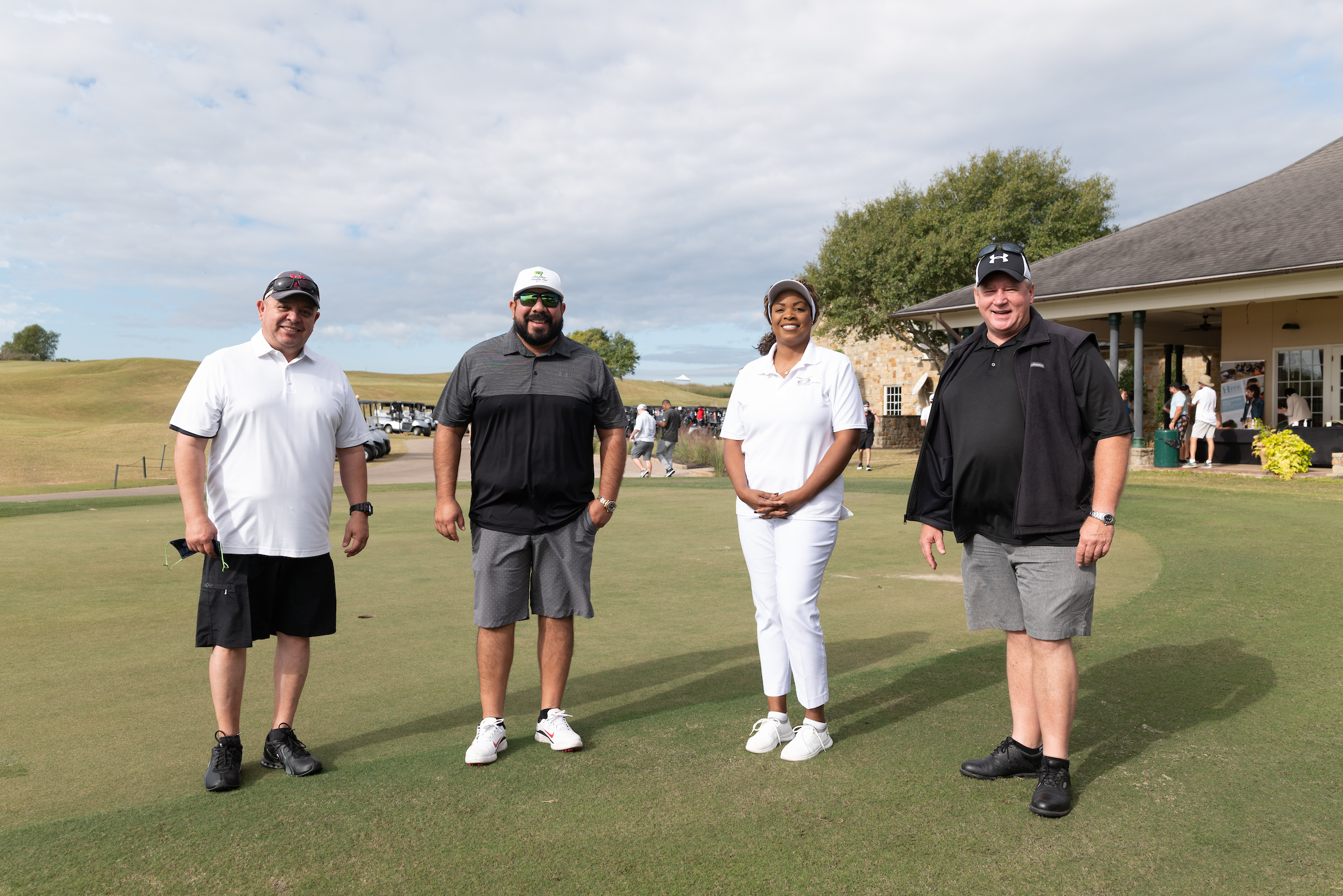 15th Annual HISD Foundation Golf Tournament gallery image #9